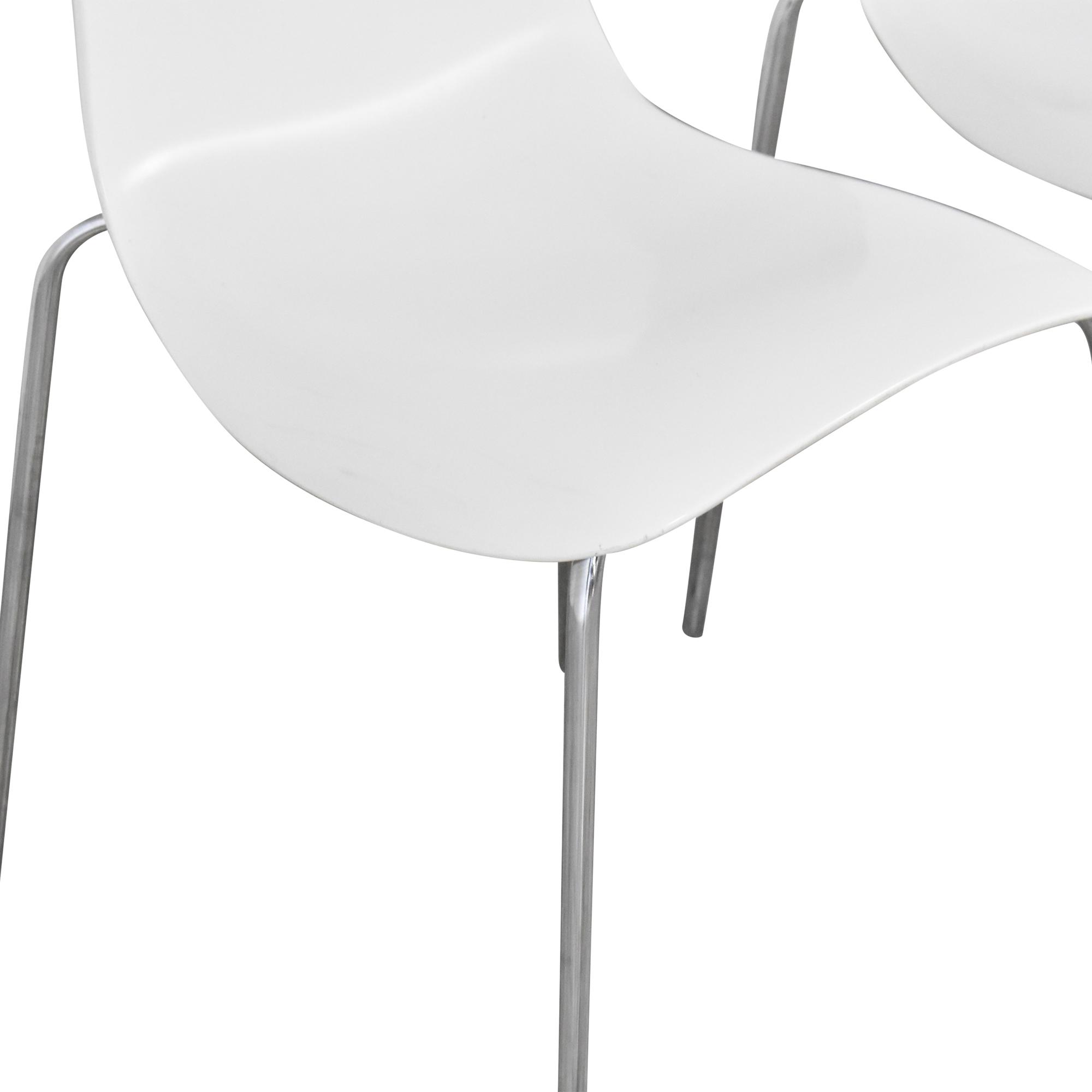 Bonaldo Bonaldo Lei Stackable Chairs discount