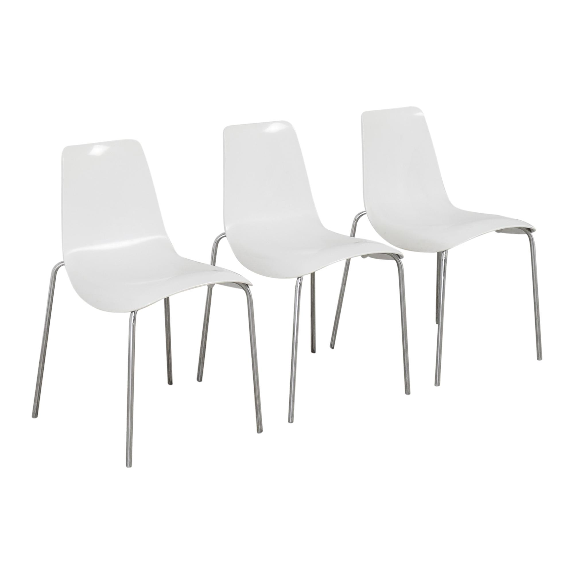 Bonaldo Bonaldo Lei Stackable Chairs nj