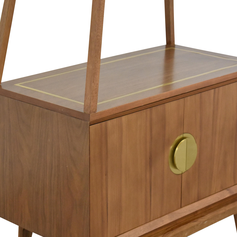 Jonathan Adler Jonathan Adler Claude Three Piece Modular Etagere for sale