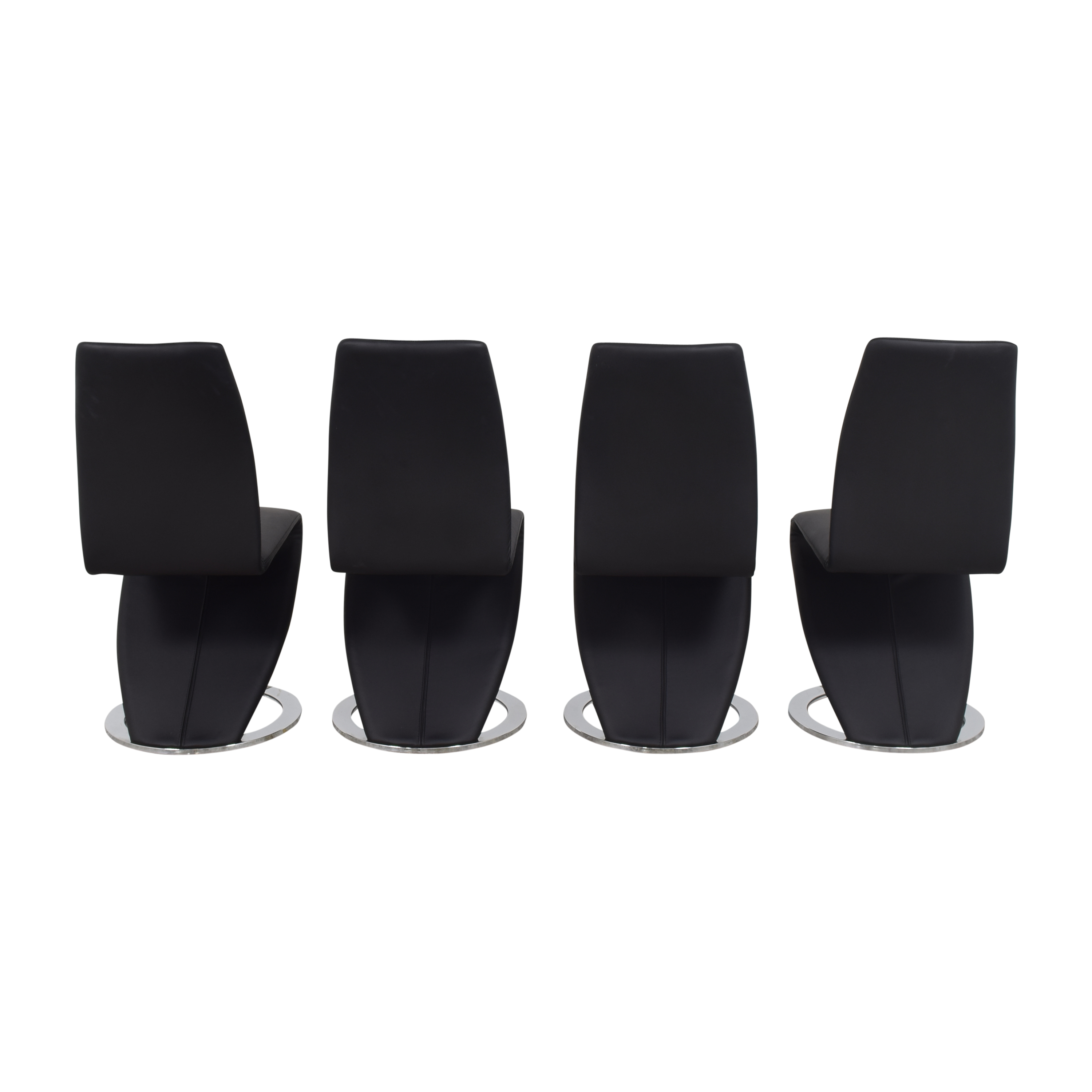 Global Furniture USA Global Furniture USA Contemporary Dining Chairs second hand