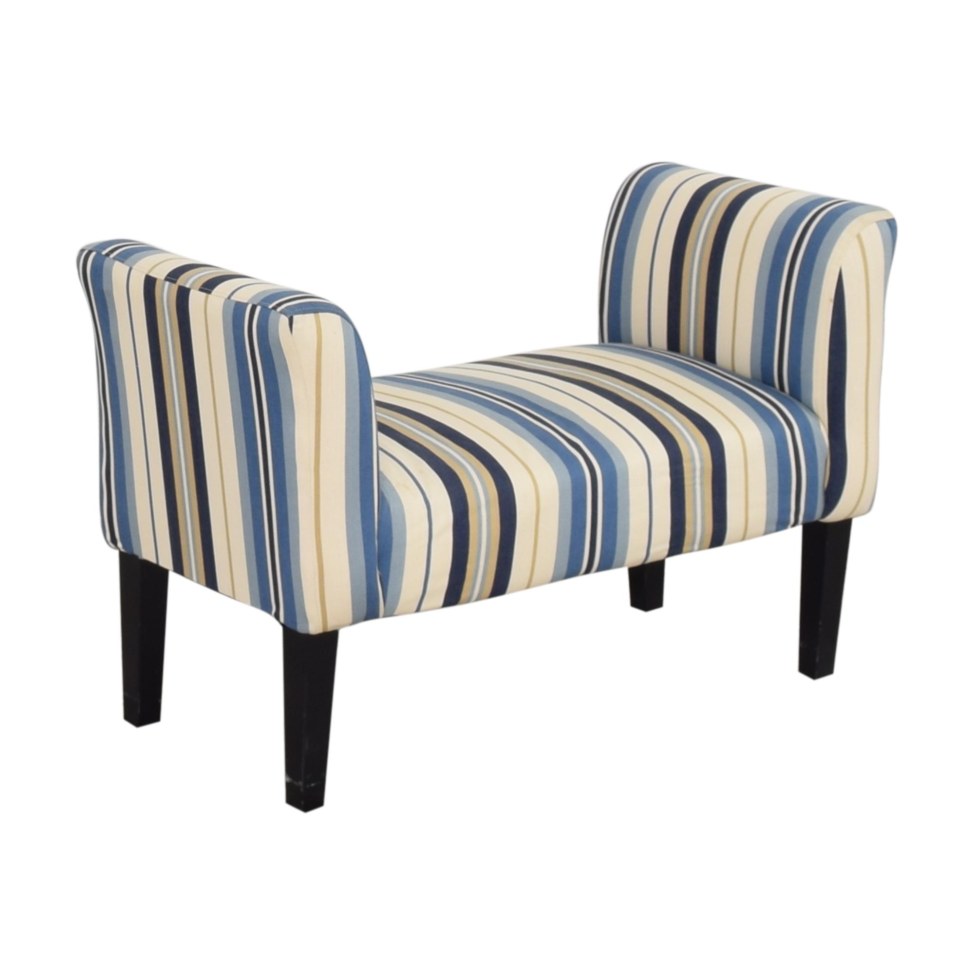 Custom Arm Bench Chairs