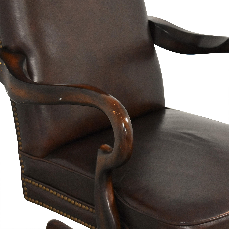 Bassett Furniture Bassett Furniture Home Office Chair pa