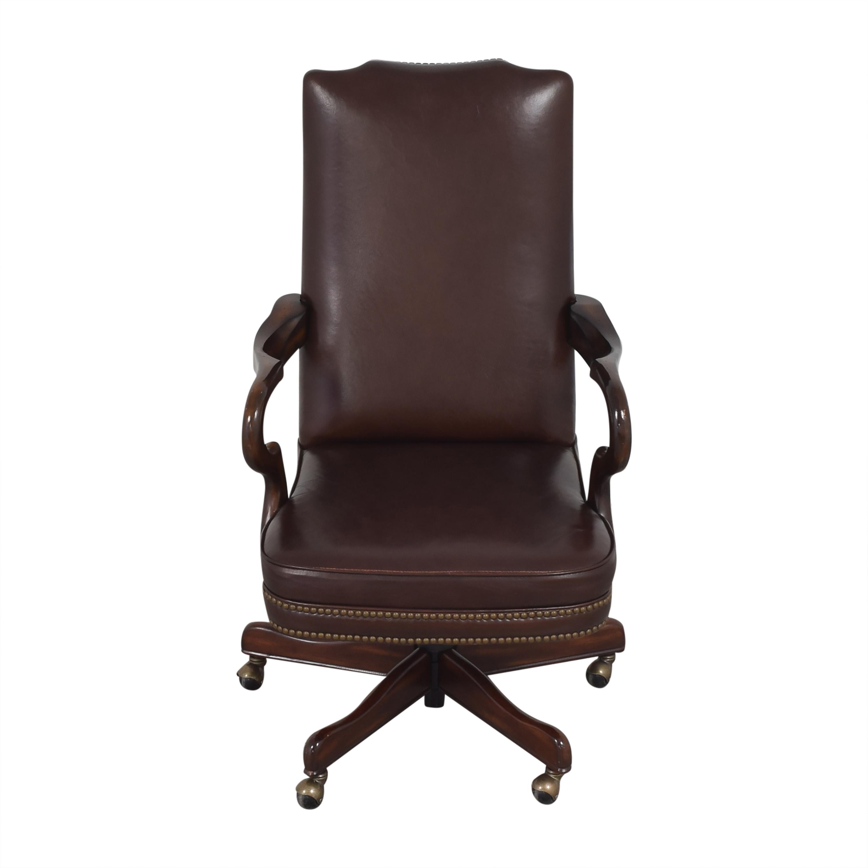 Bassett Furniture Bassett Furniture Home Office Chair ct
