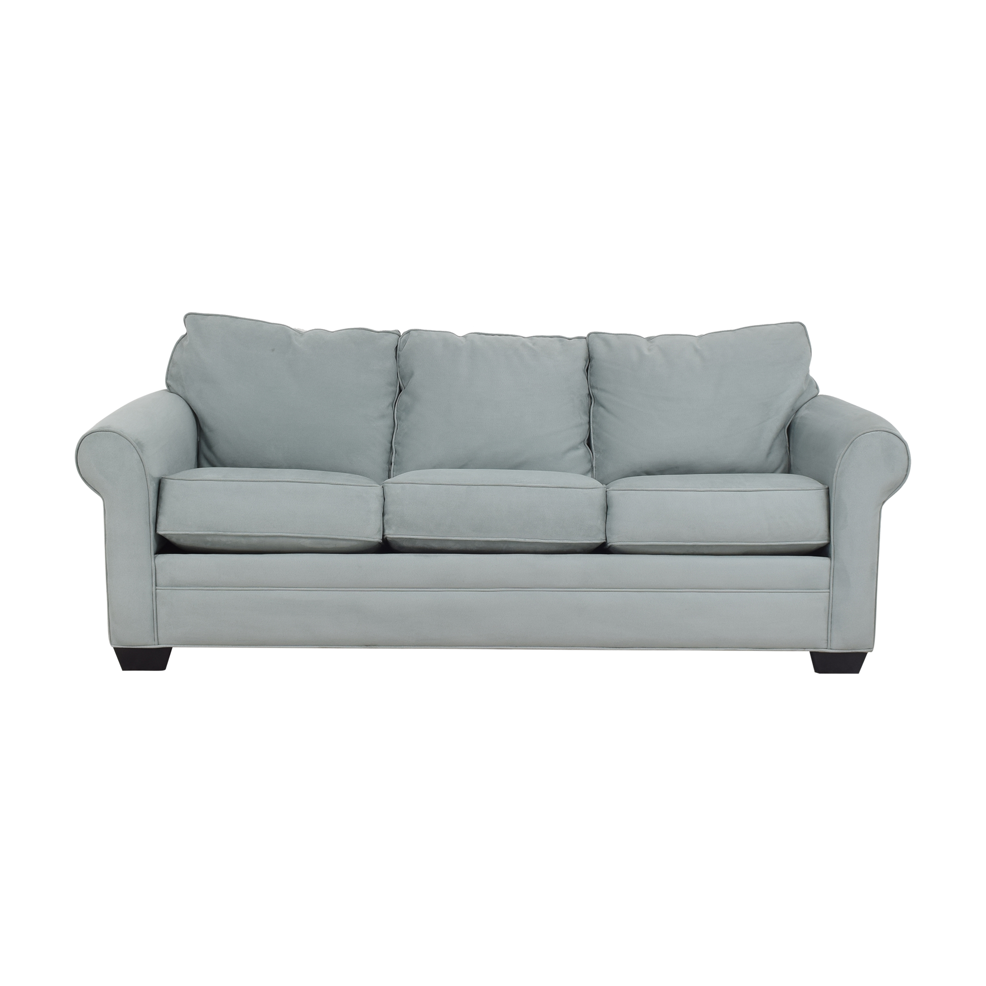 Cindy Crawford Home Cindy Crawford Home Bellingham Hydra Sleeper Sofa blue