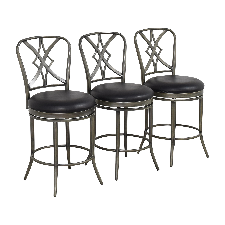 Hillsdale Furniture Hillsdale Furniture Swivel Bar Stools nj