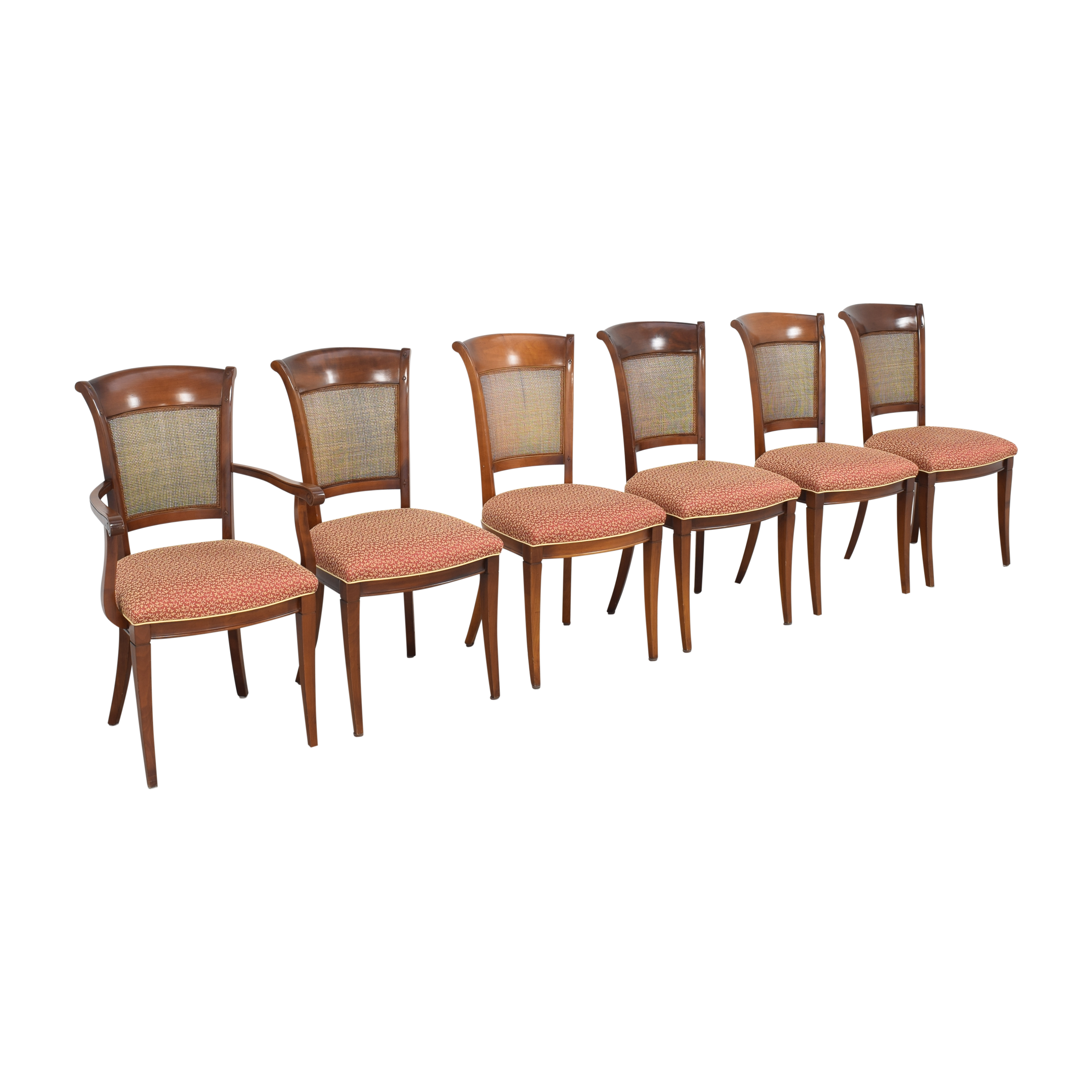 French-Style Dining Chairs pa