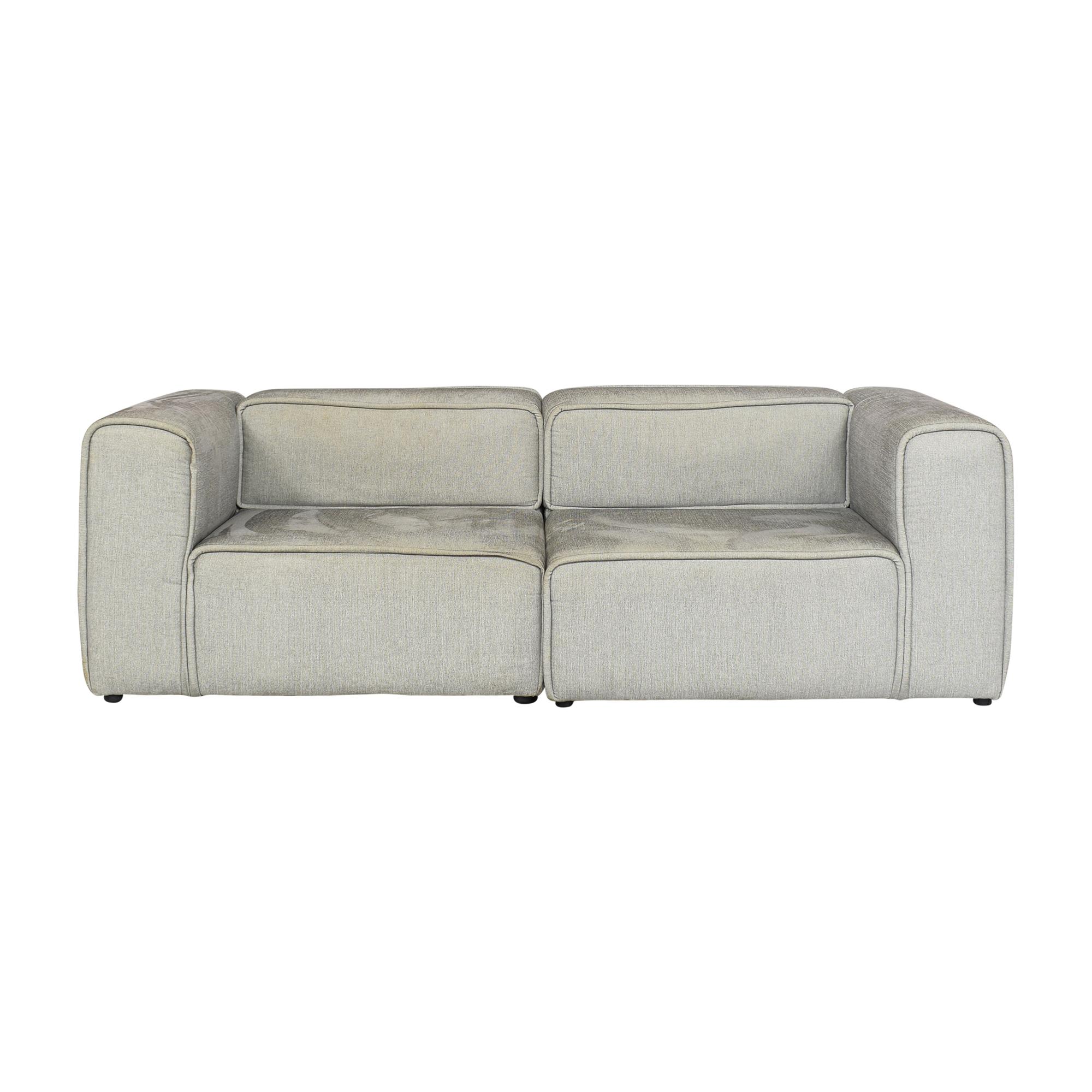 buy BoConcept BoConcept Carmo Modular Sofa and Ottoman online