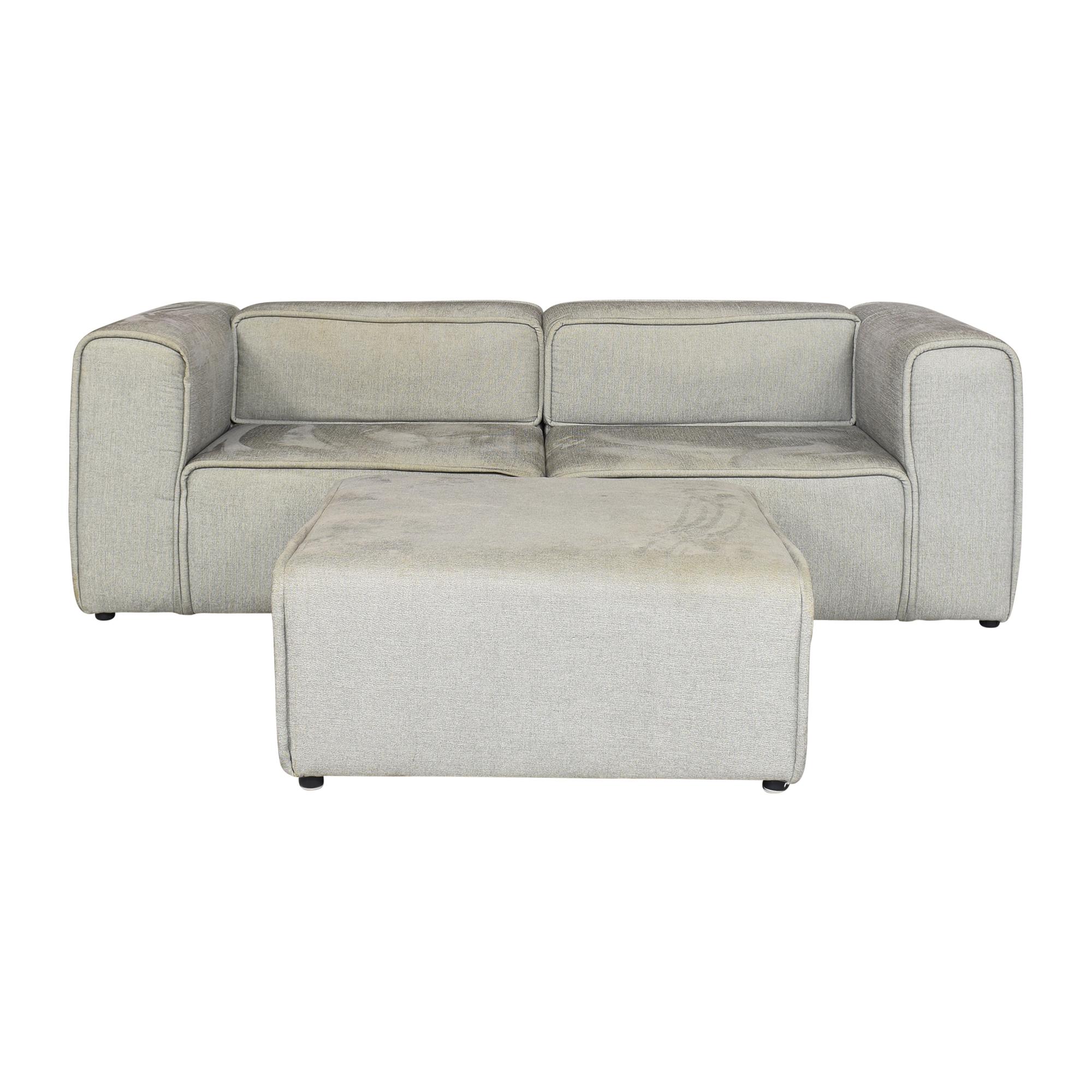 shop BoConcept BoConcept Carmo Modular Sofa and Ottoman online