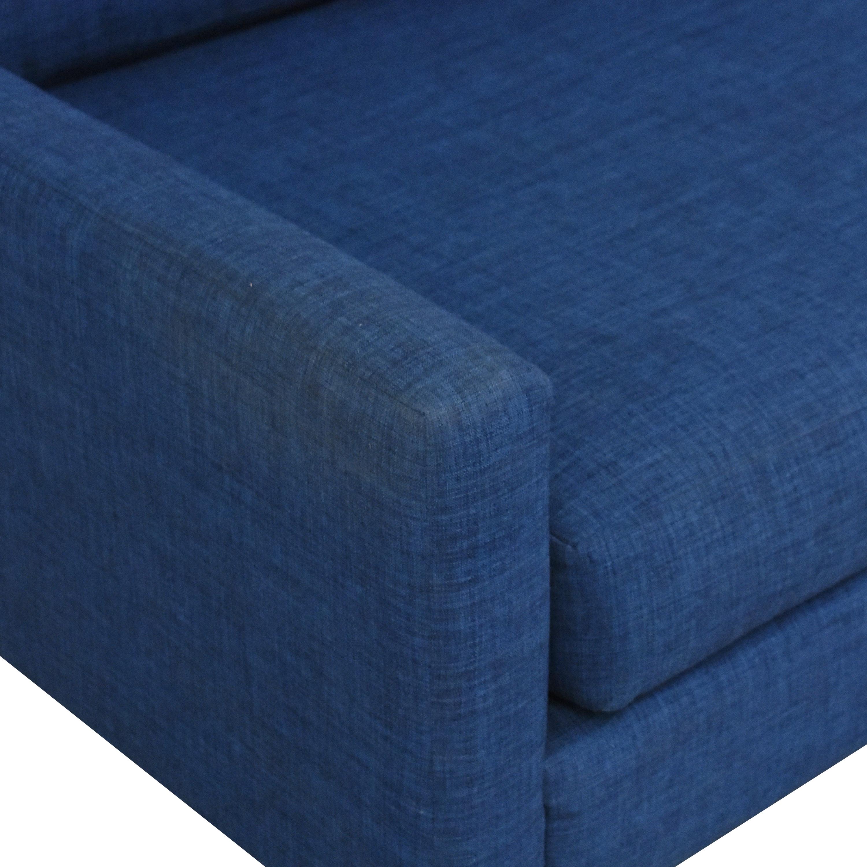 Joybird Joybird Modern Right Arm Sofa for sale