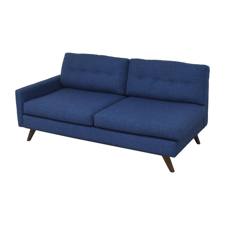 buy Joybird Modern Right Arm Sofa Joybird Sofas