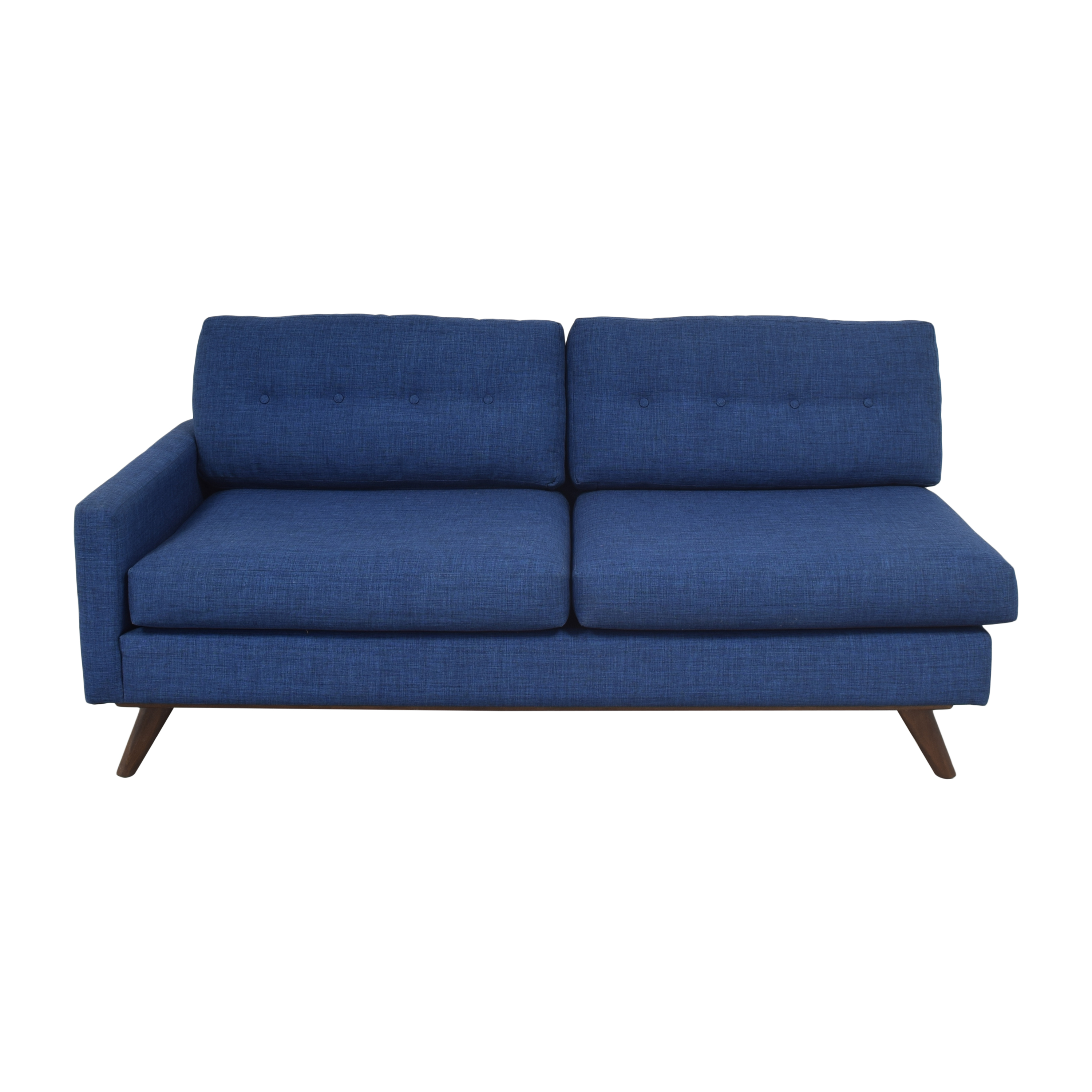 shop Joybird Modern Right Arm Sofa Joybird Chaises