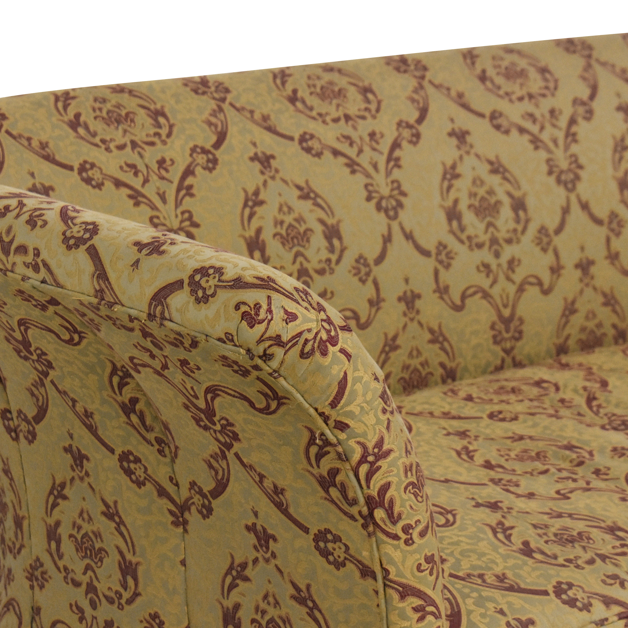 Drexel Heritage Drexel Heritage Flared Arm Sofa pa