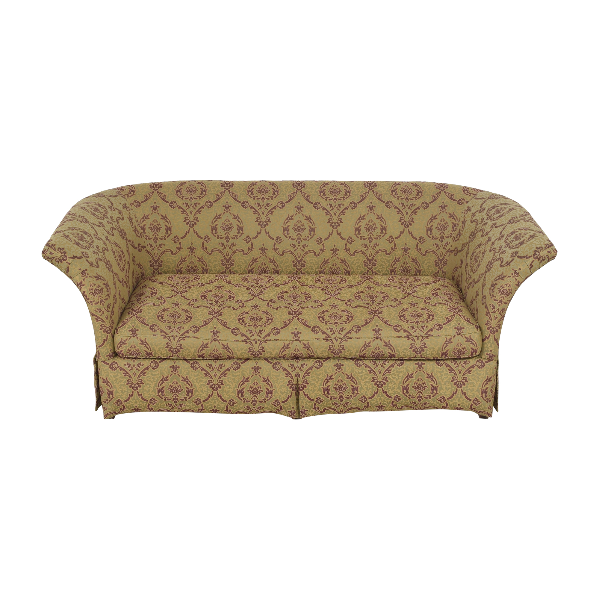 Drexel Heritage Flared Arm Sofa sale