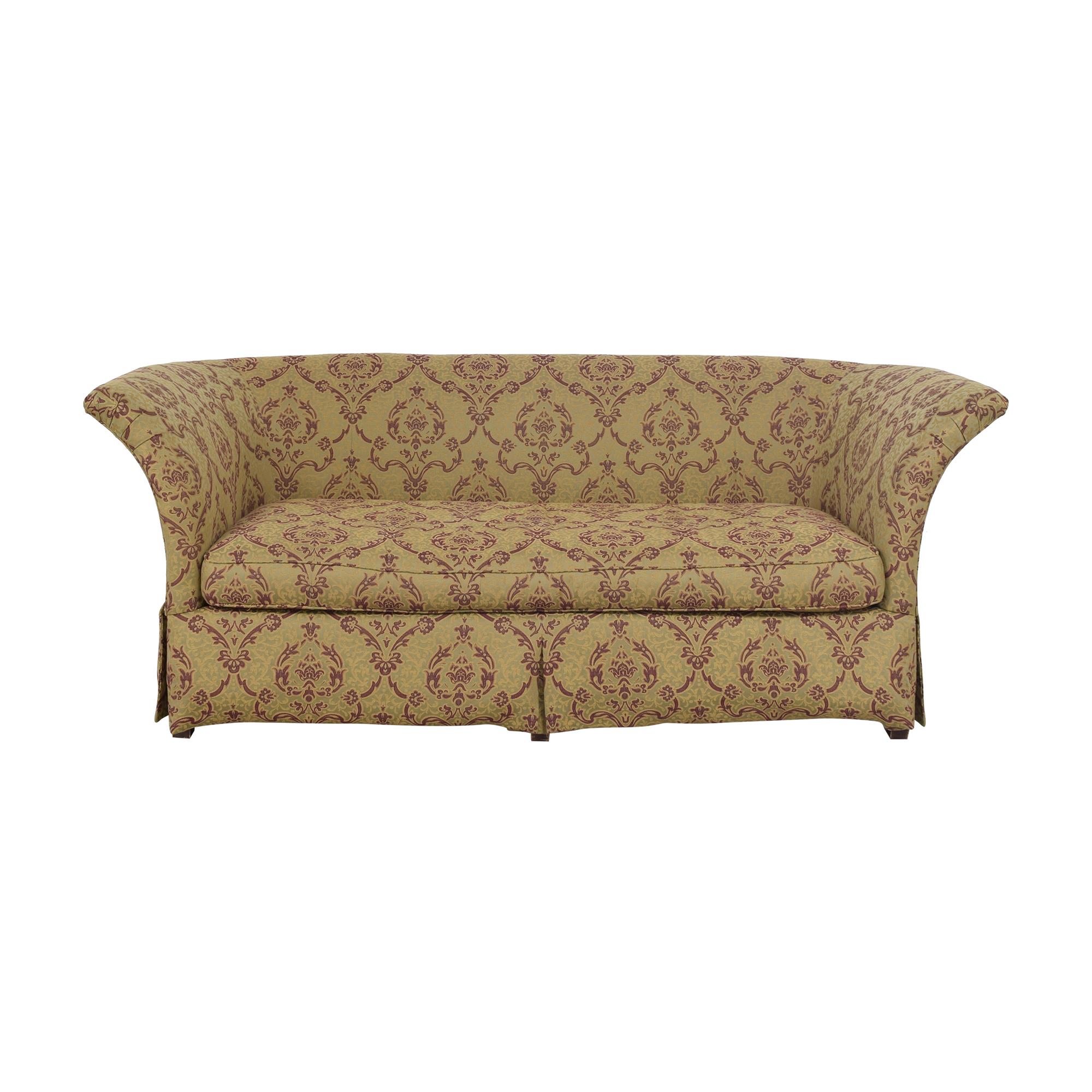 Drexel Heritage Drexel Heritage Flared Arm Sofa
