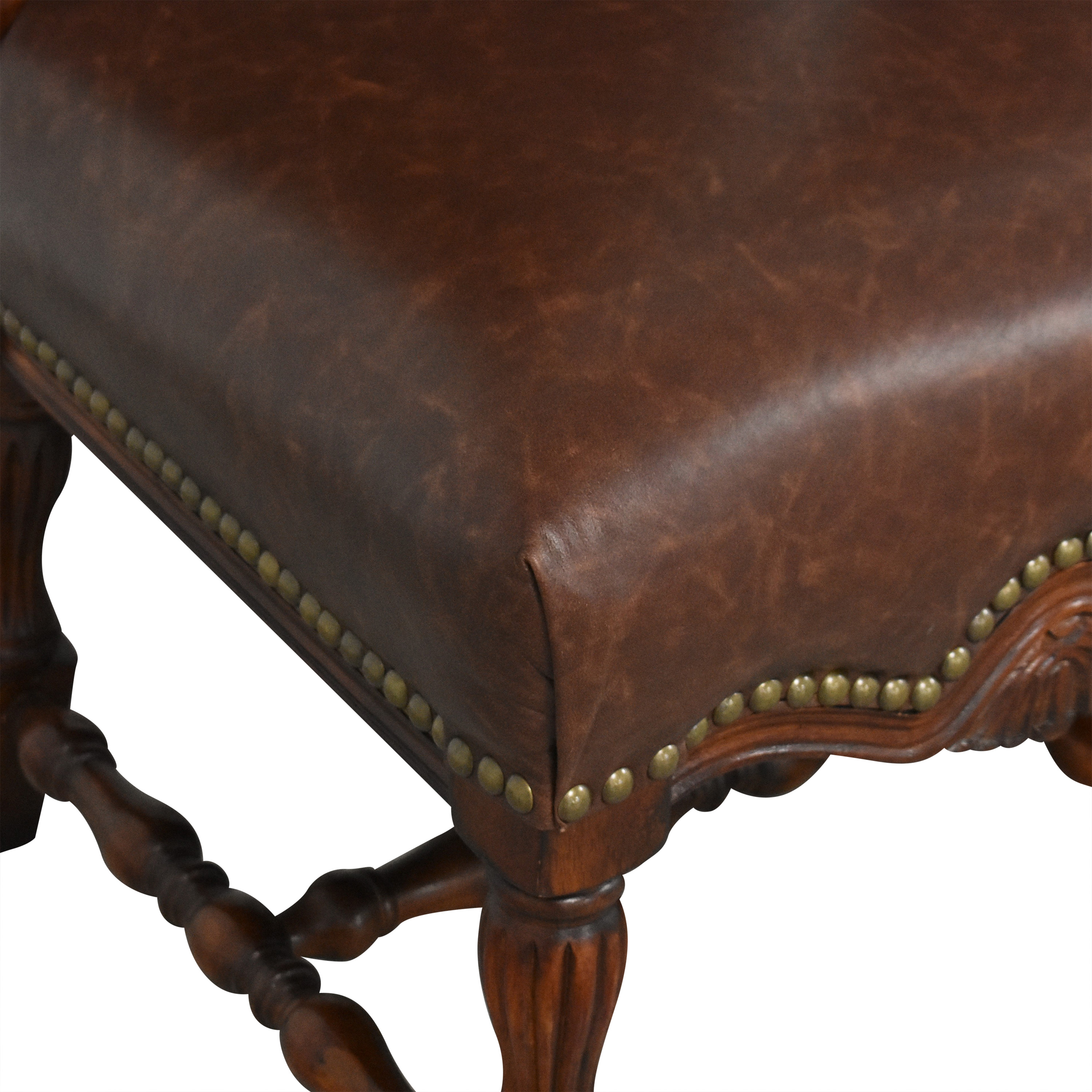 shop Nailhead Side Dining Chairs