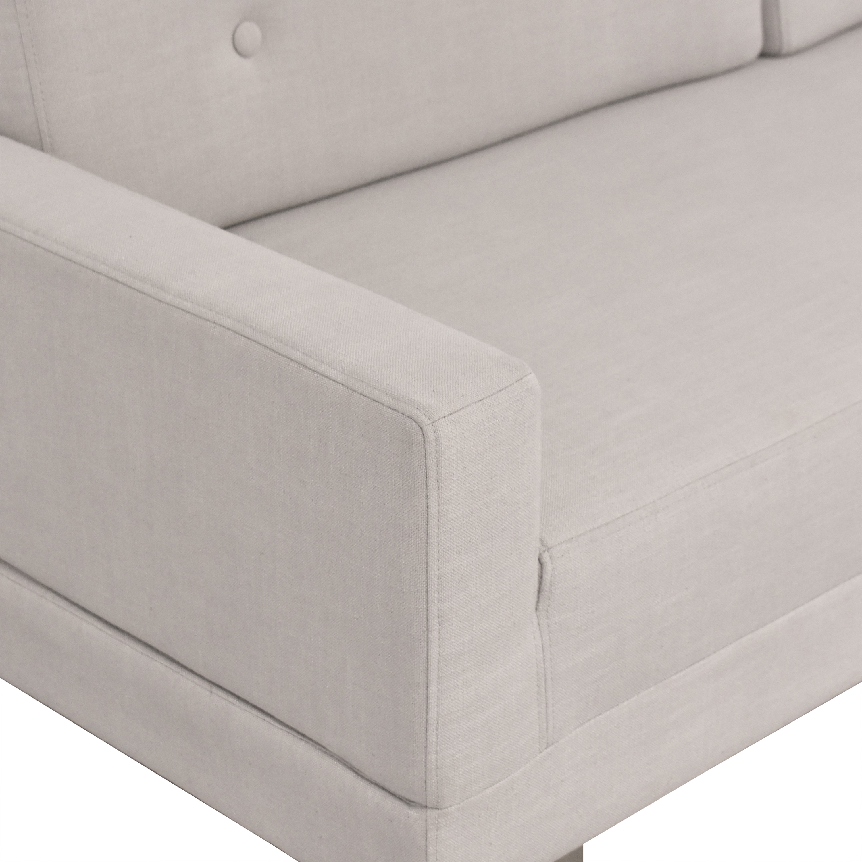 Blu Dot Blu Dot One Night Stand Sleeper Sofa Sofa Beds