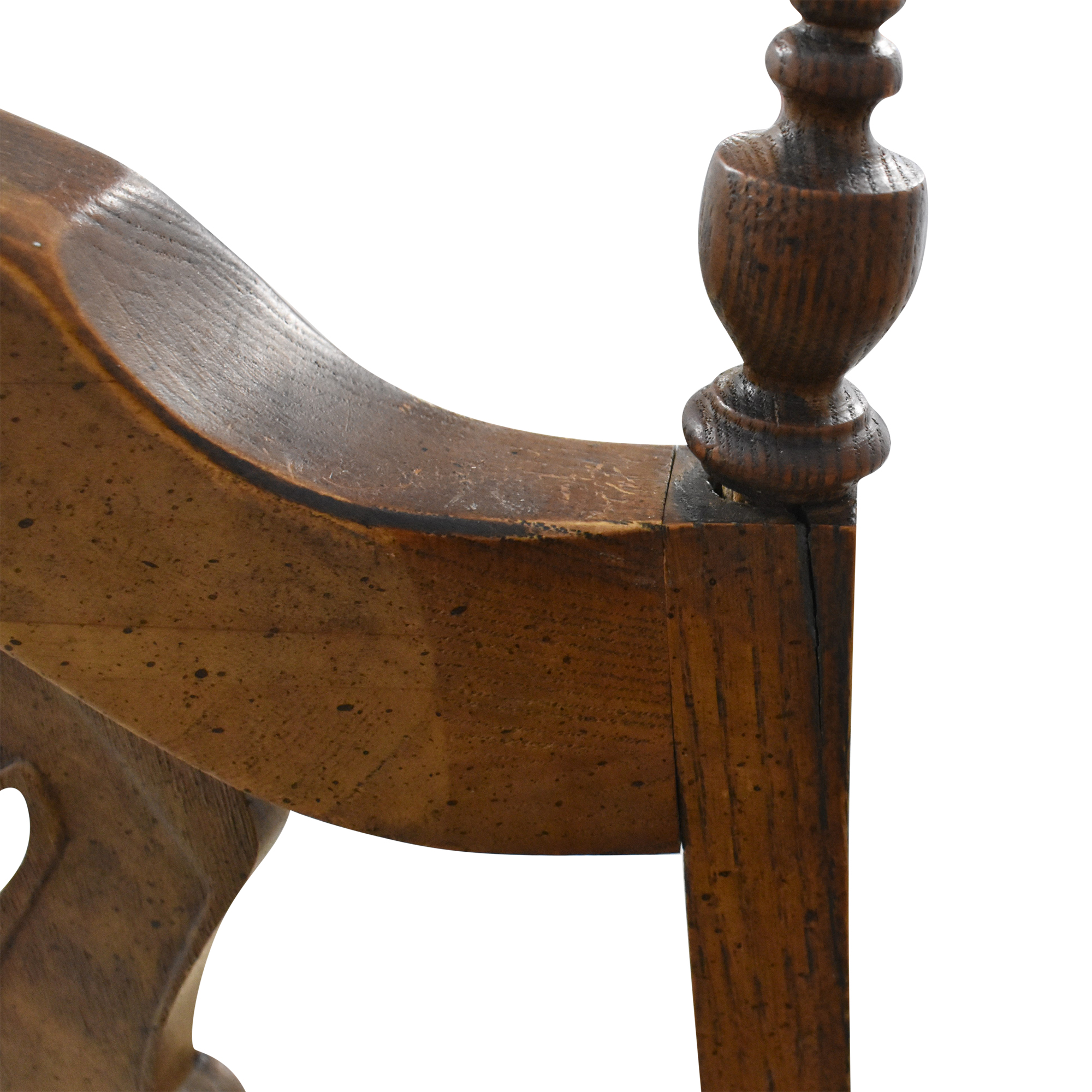 Bassett Chair Carved Dining Chairs sale