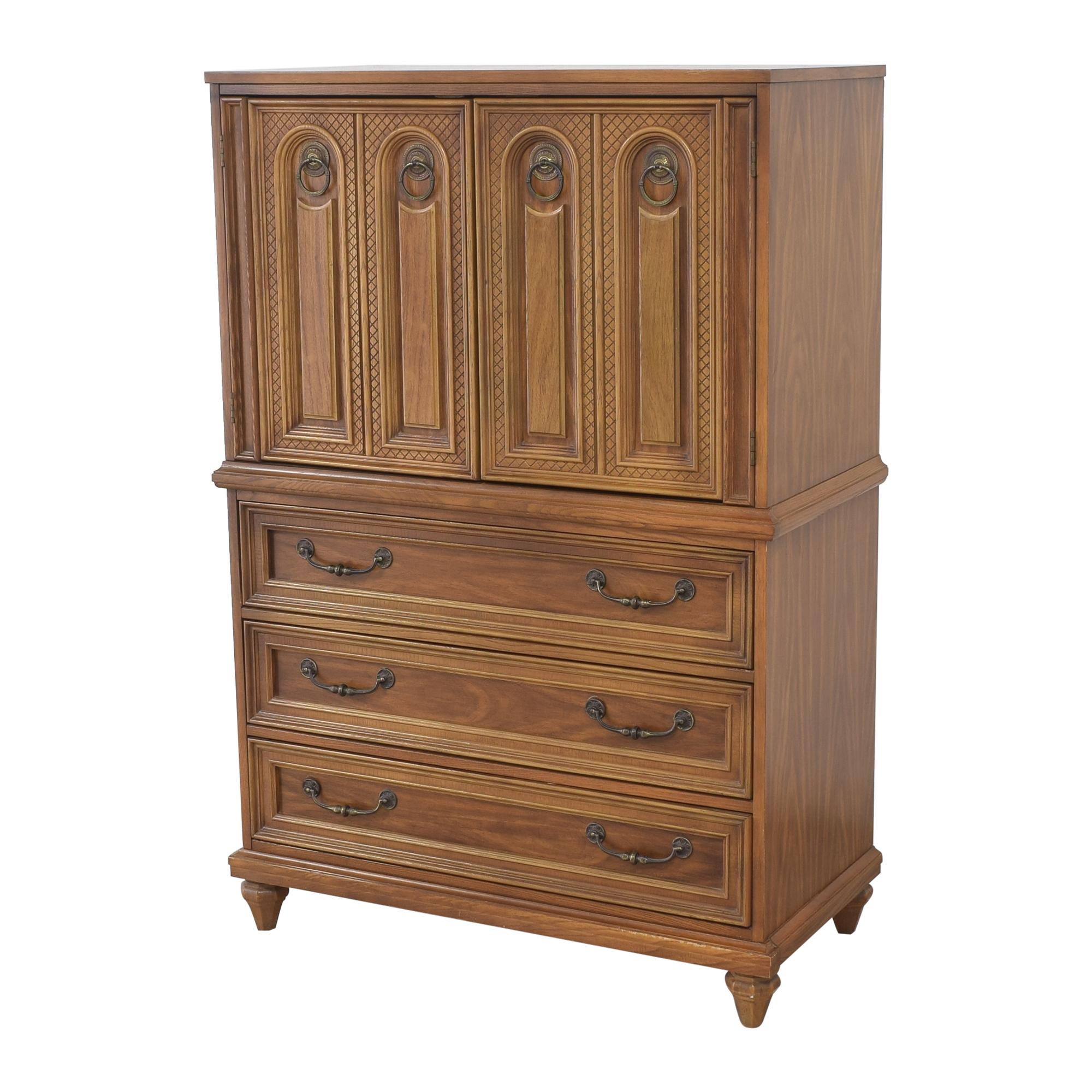 Bassett Cortese Door Chest Bassett Furniture