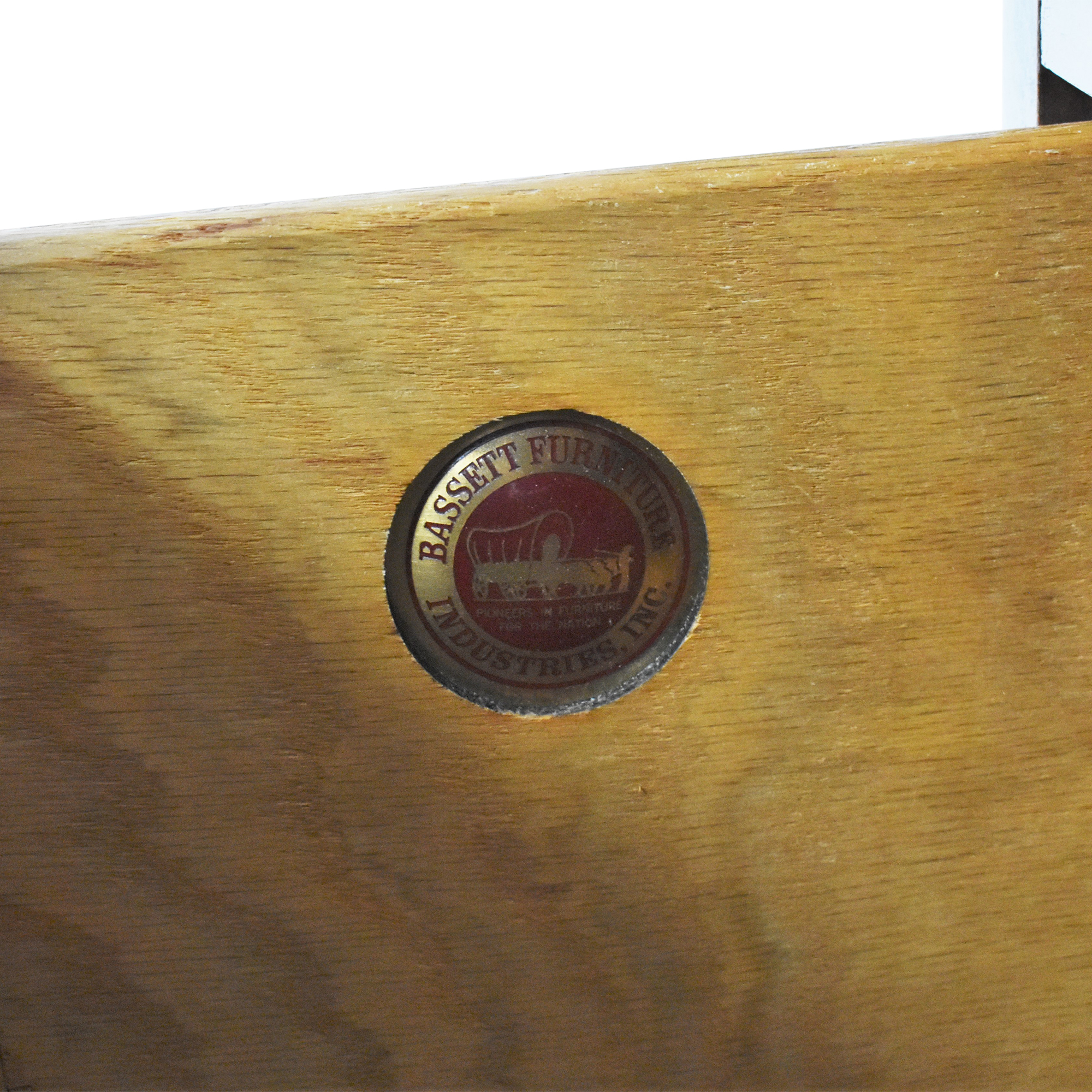 Bassett Furniture Bassett Cortese Door Chest ct