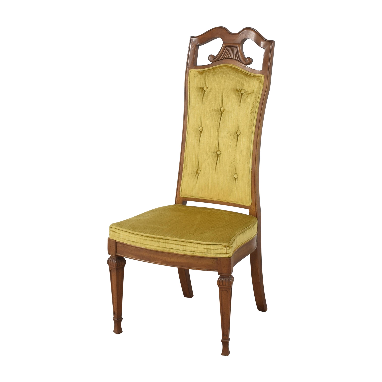 Detroit Furniture Distributing Co. Detroit Furniture Distributing Co. Upholstered Dining Chairs used