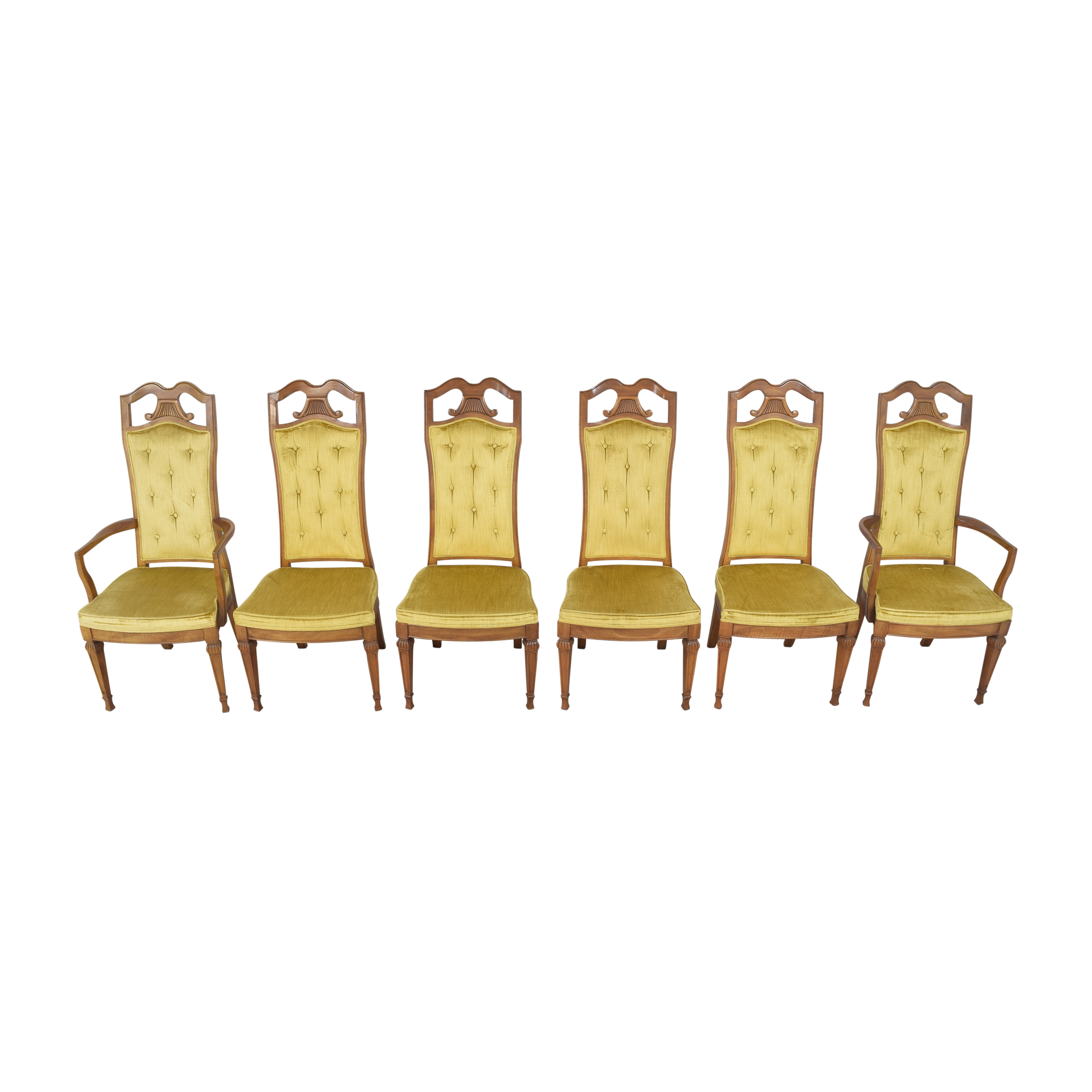 buy Detroit Furniture Distributing Co. Upholstered Dining Chairs Detroit Furniture Distributing Co. Dining Chairs