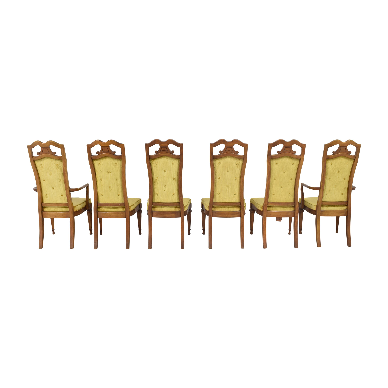 Detroit Furniture Distributing Co. Upholstered Dining Chairs Detroit Furniture Distributing Co.