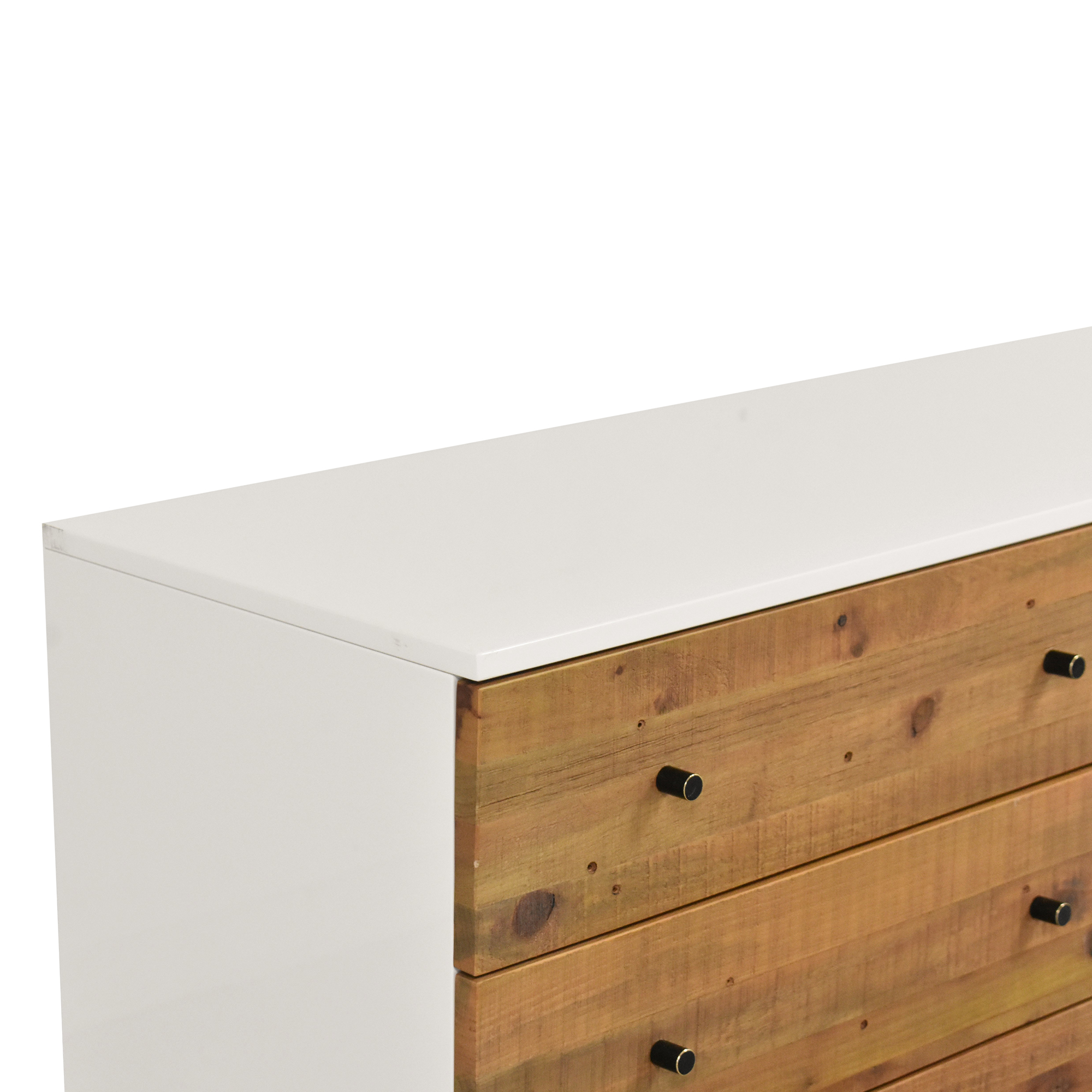 shop West Elm Emmerson Reclaimed Six Drawer Dresser West Elm