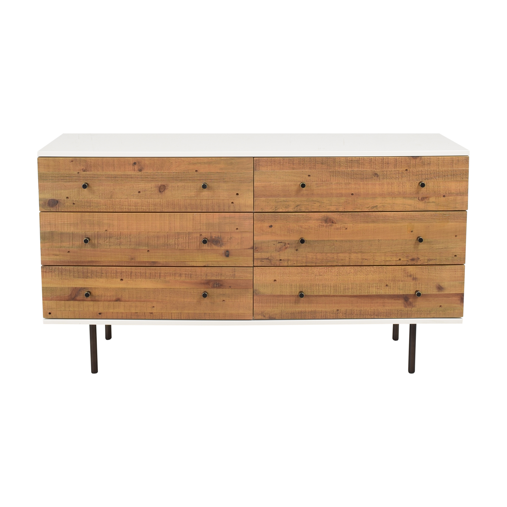 West Elm West Elm Emmerson Reclaimed Six Drawer Dresser price