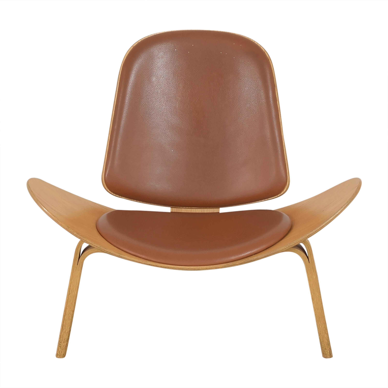 Carl Hansen & Son Carl Hansen & Son Shell Chair nj