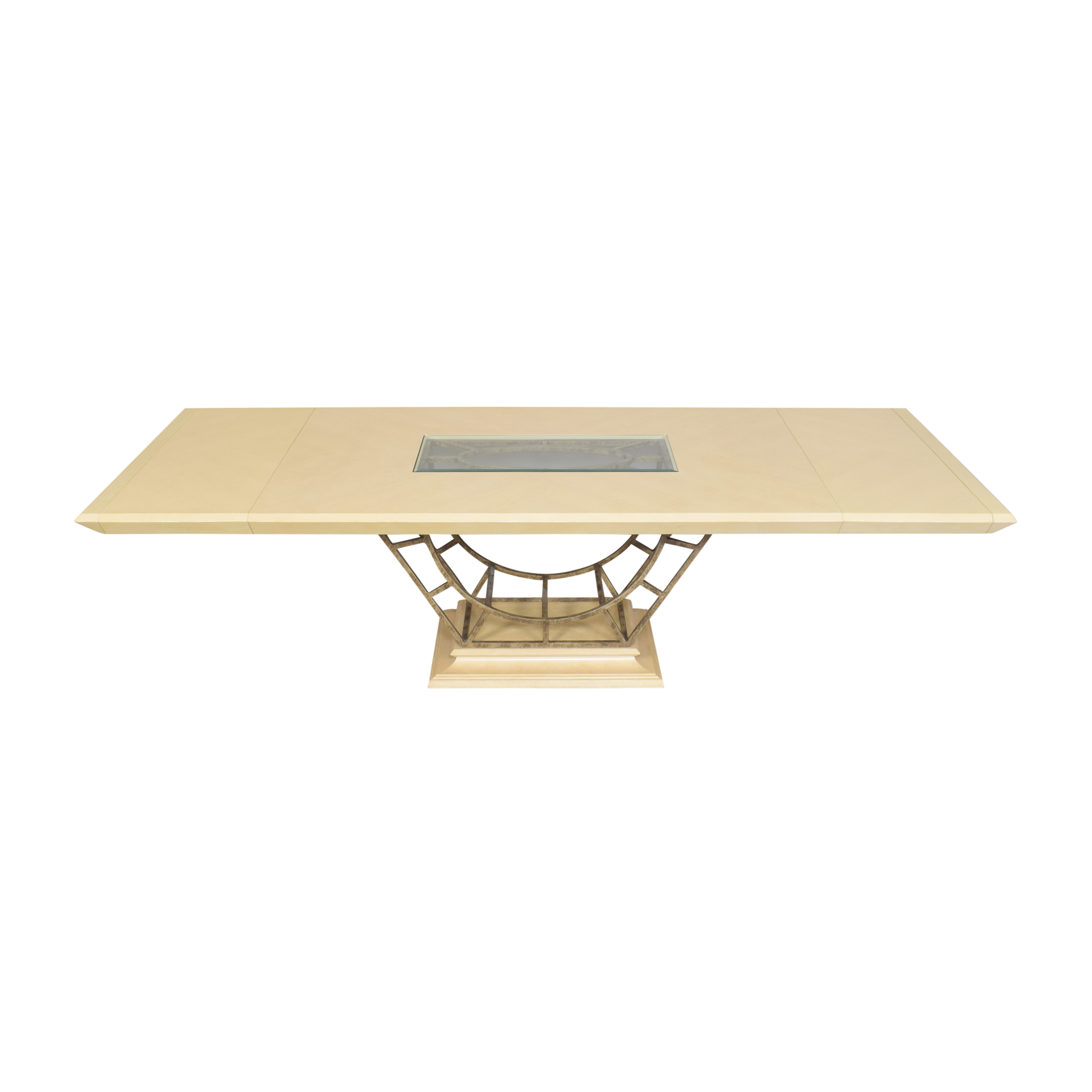 Century Furniture Expandable Dining Table sale