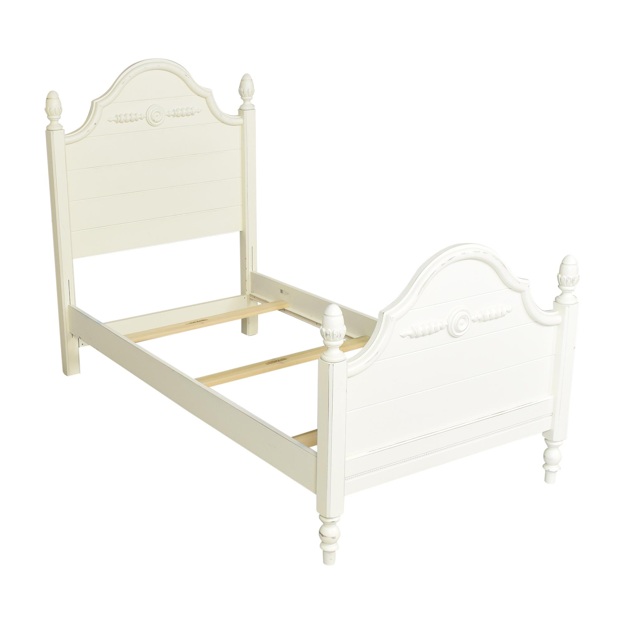 buy Lexington Furniture Lexington Twin Poster Bed online