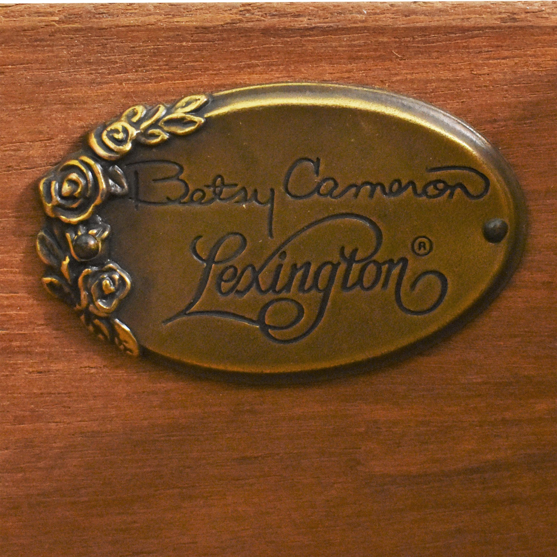 buy Lexington Furniture Betsy Cameron Desk Lexington Furniture Tables