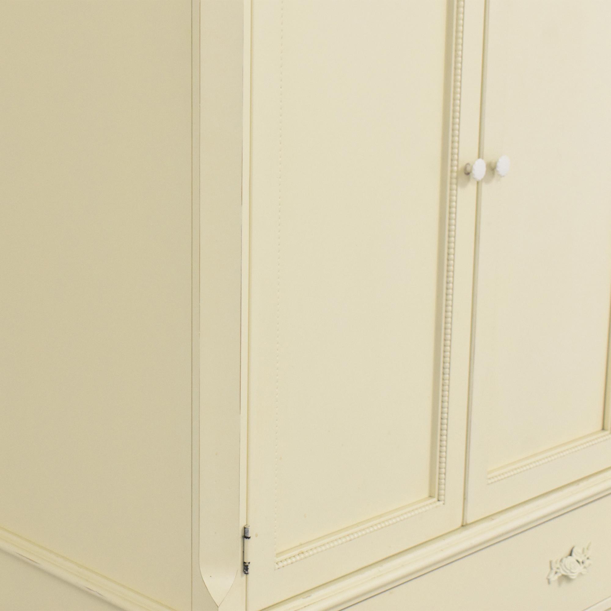 Lexington Furniture Lexington Betsy Cameron Collection Armoire dimensions