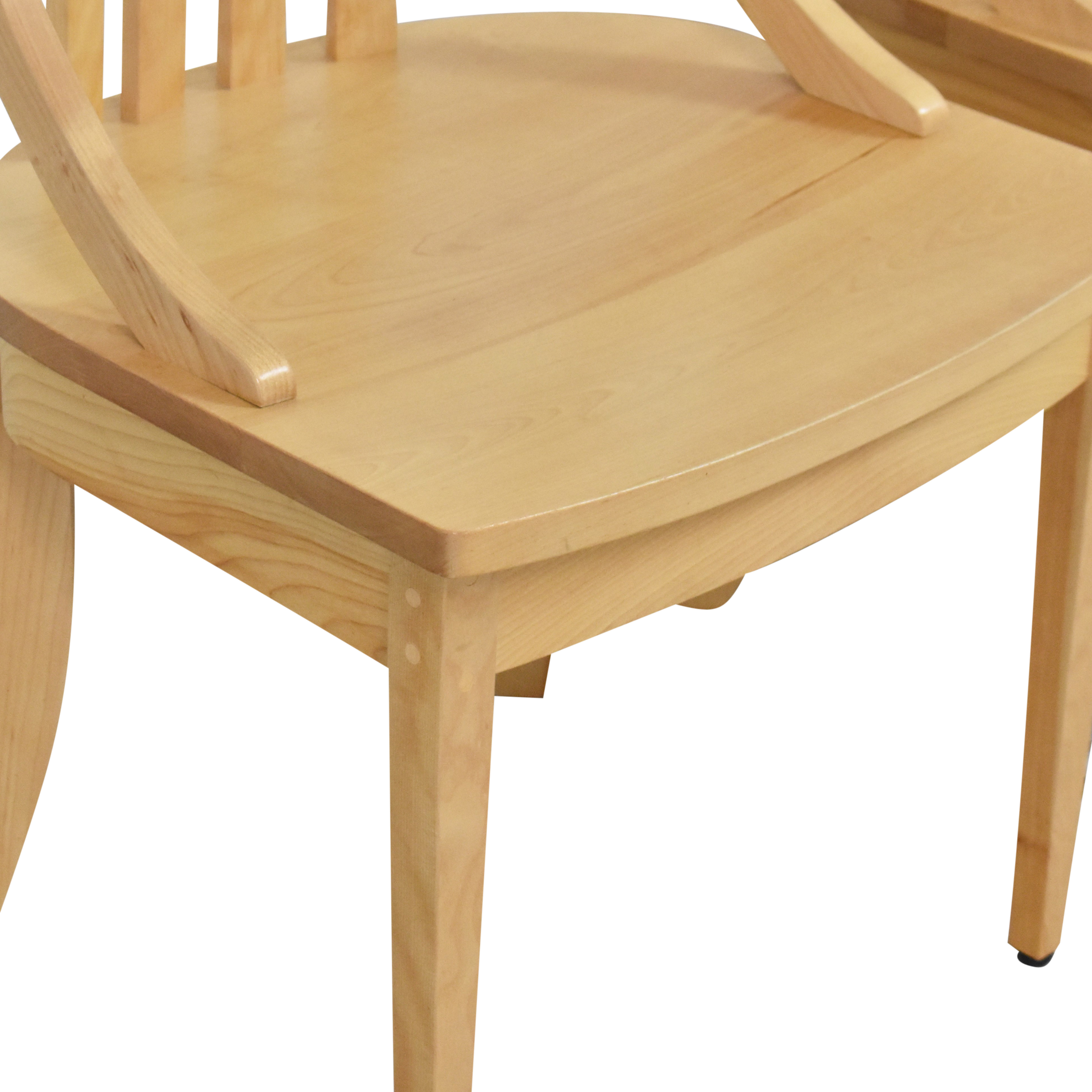 Pompanoosuc Mills Pompanoosuc Mills Norwich Dining Side Chairs for sale