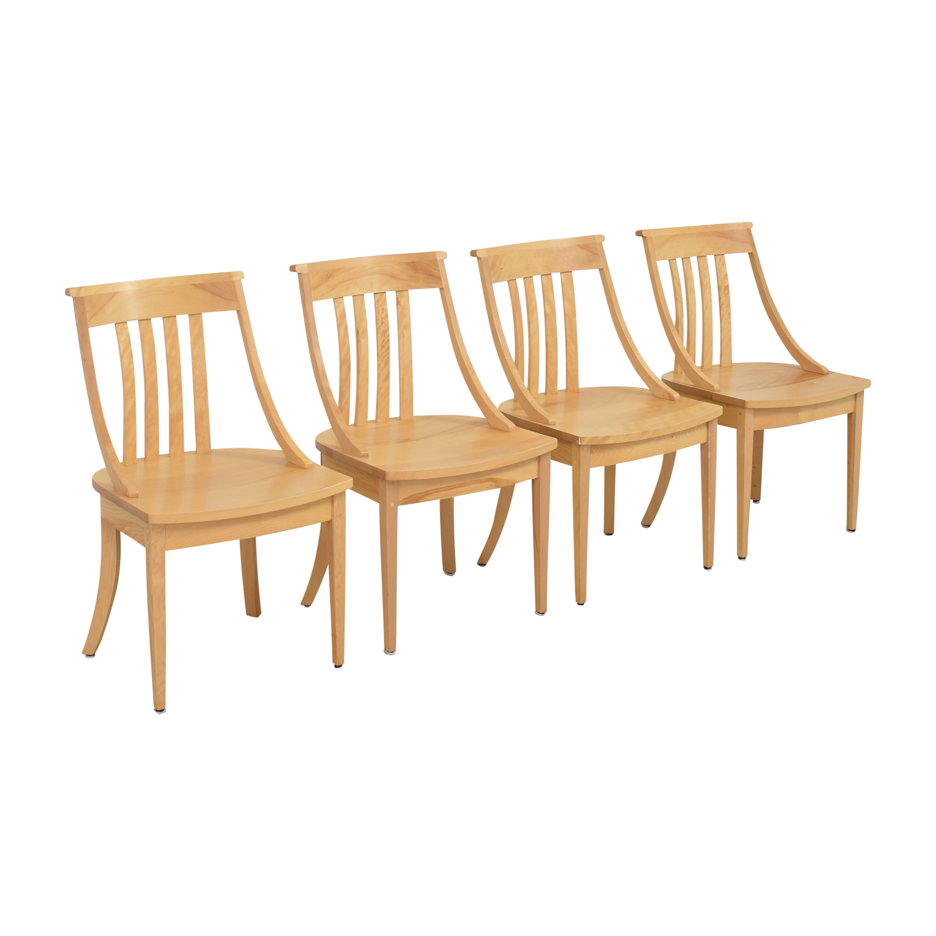 shop Pompanoosuc Mills Pompanoosuc Mills Norwich Dining Side Chairs online