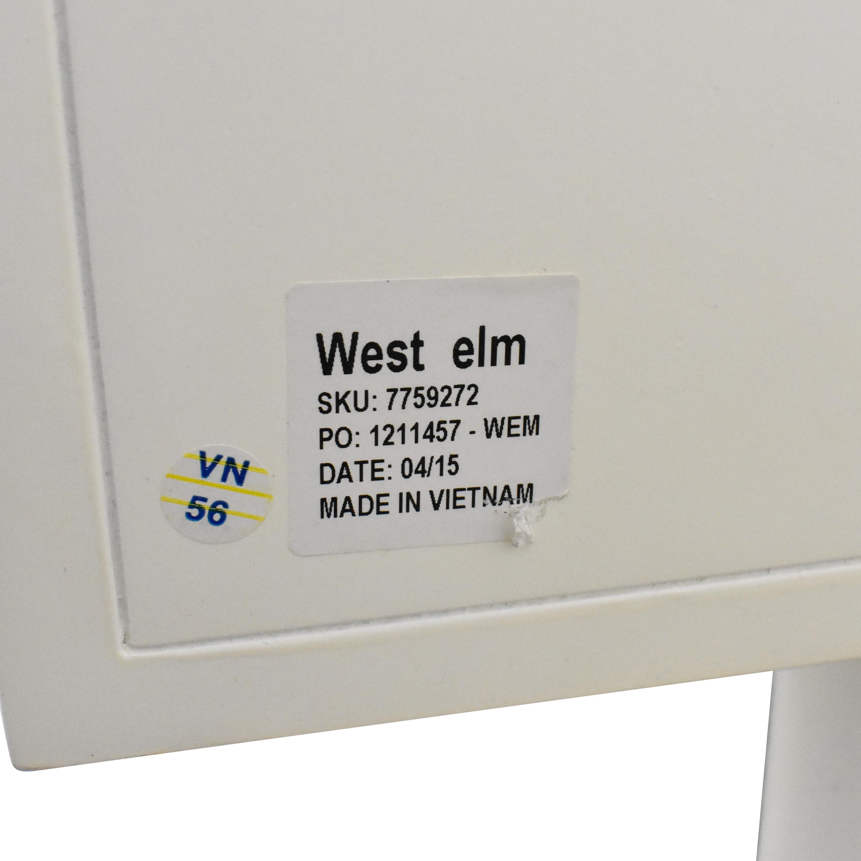 West Elm West Elm Mid-Century Media Console Media Units
