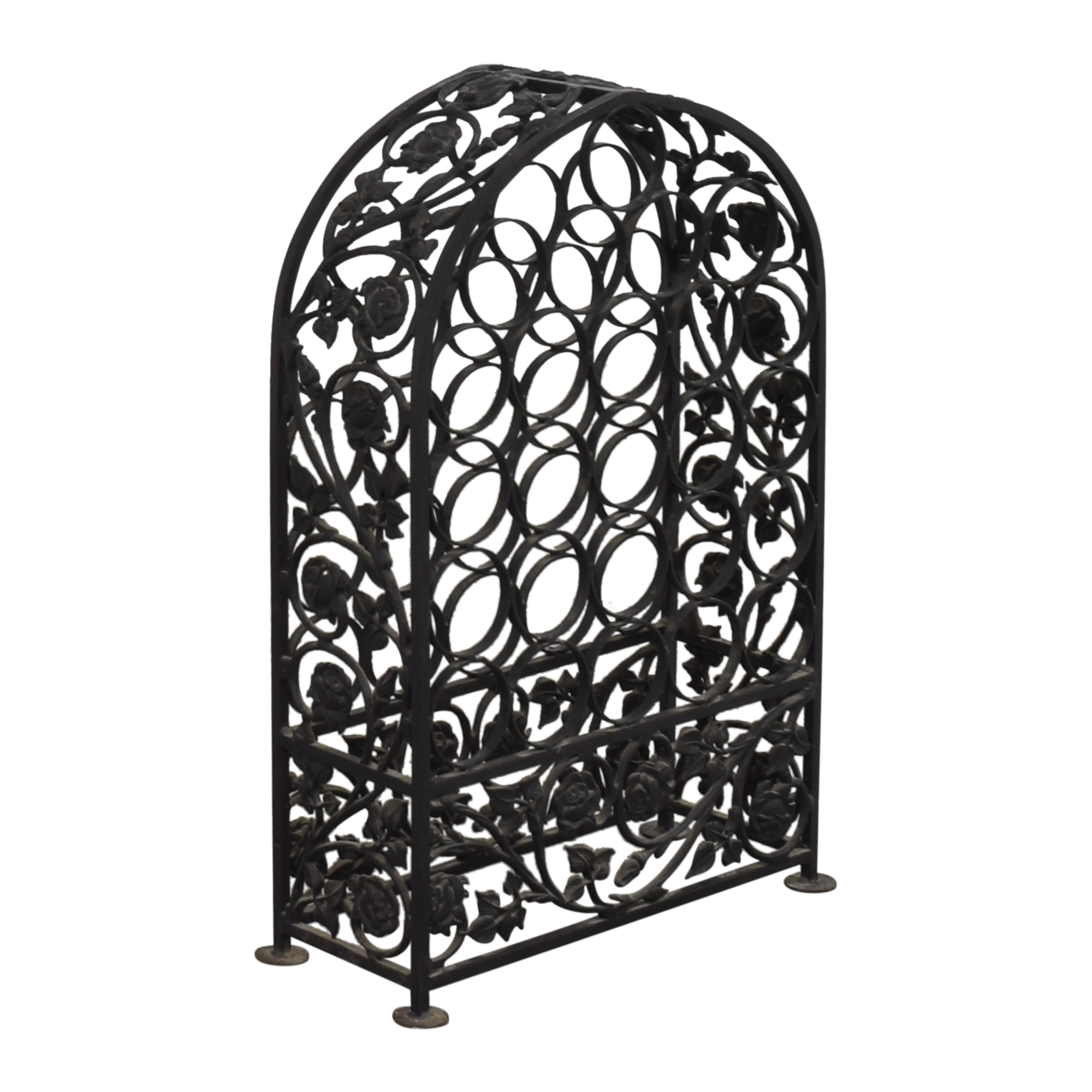 Arched Wine Rack sale