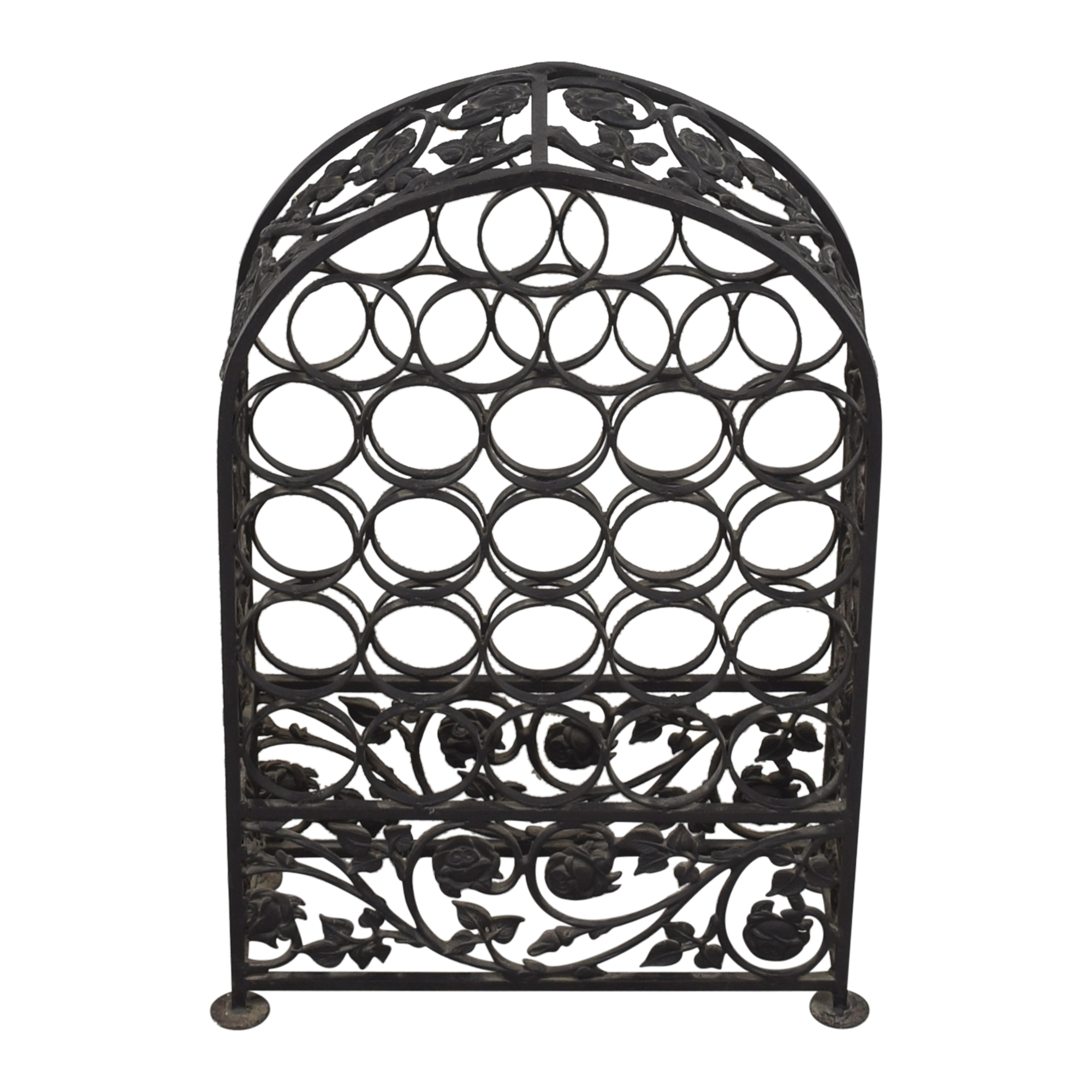 Arched Wine Rack discount
