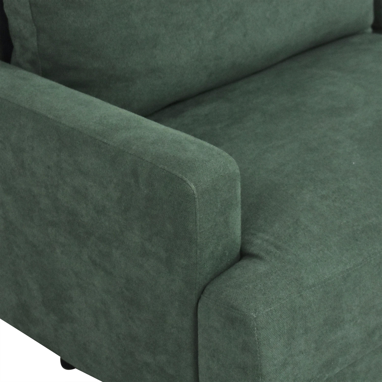 Wayfair Wayfair Corrigan Studio Wendel Three Piece Modular Sofa dimensions
