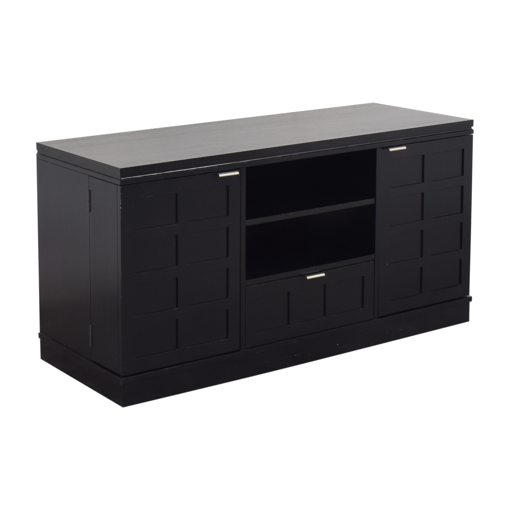 Crate & Barrel Crate & Barrel Arcade Media Cabinet Storage