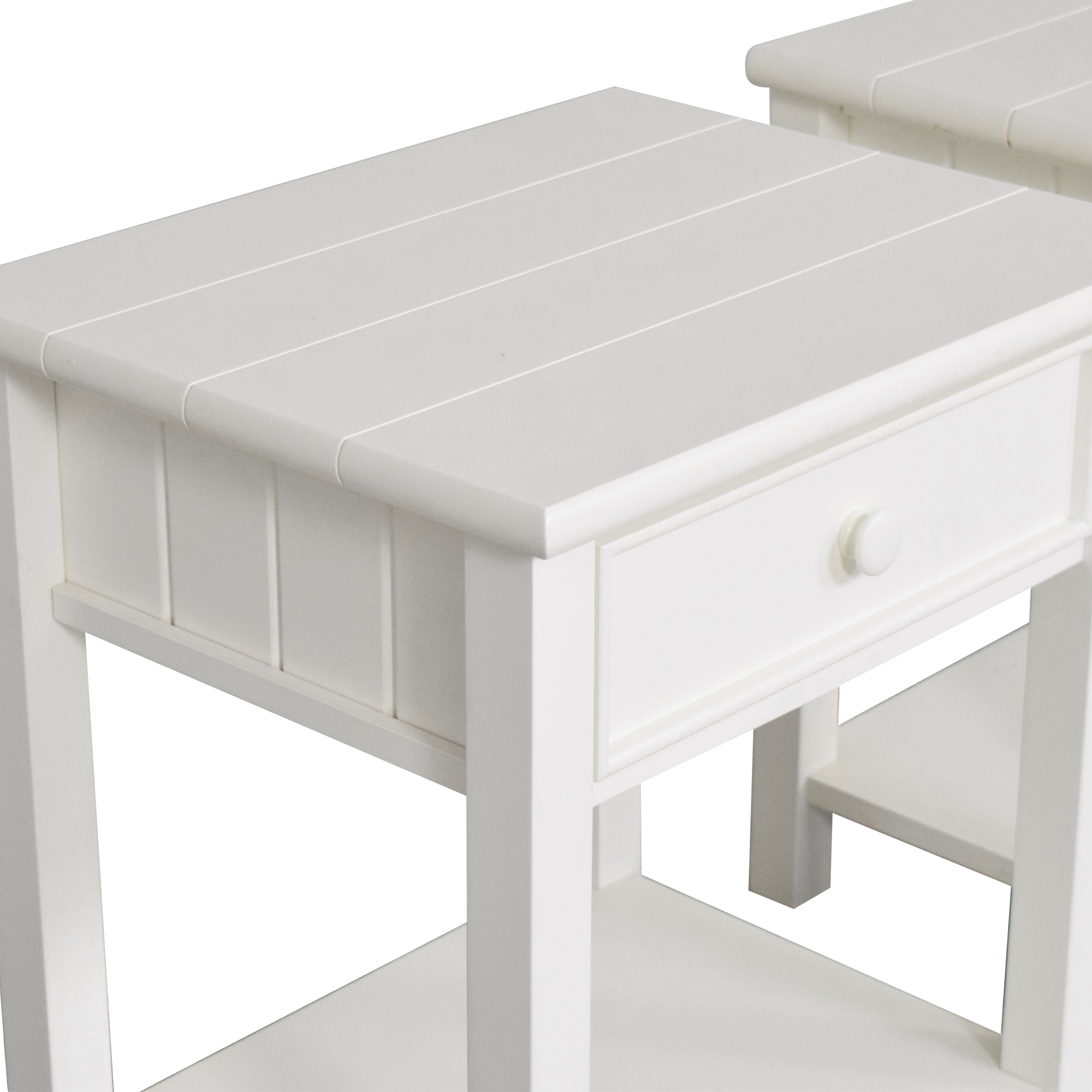 buy Pottery Barn Thomas Nightstands Pottery Barn End Tables