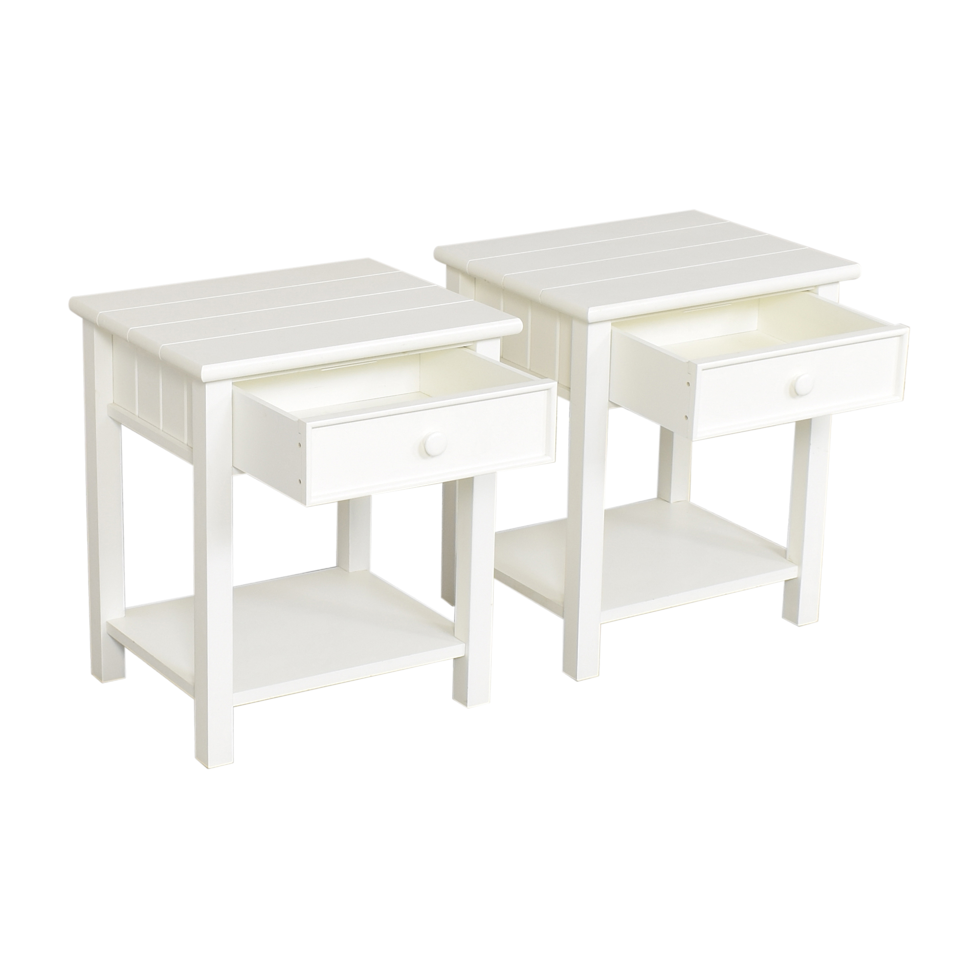 Pottery Barn Pottery Barn Thomas Nightstands for sale