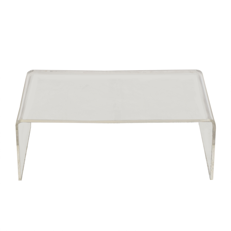 CB2 Peekaboo Coffee Table / Coffee Tables