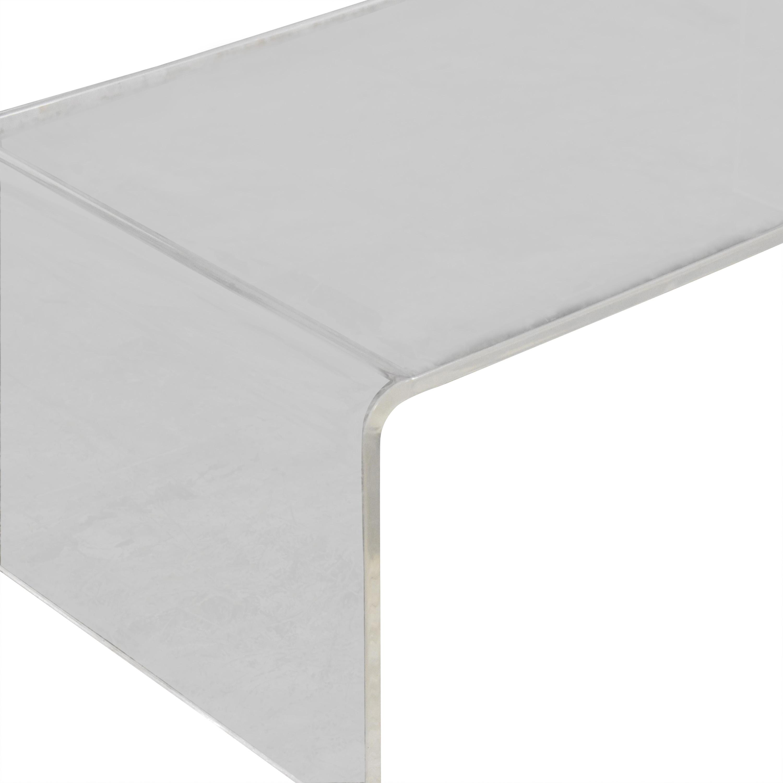 CB2 Peekaboo Coffee Table / Tables