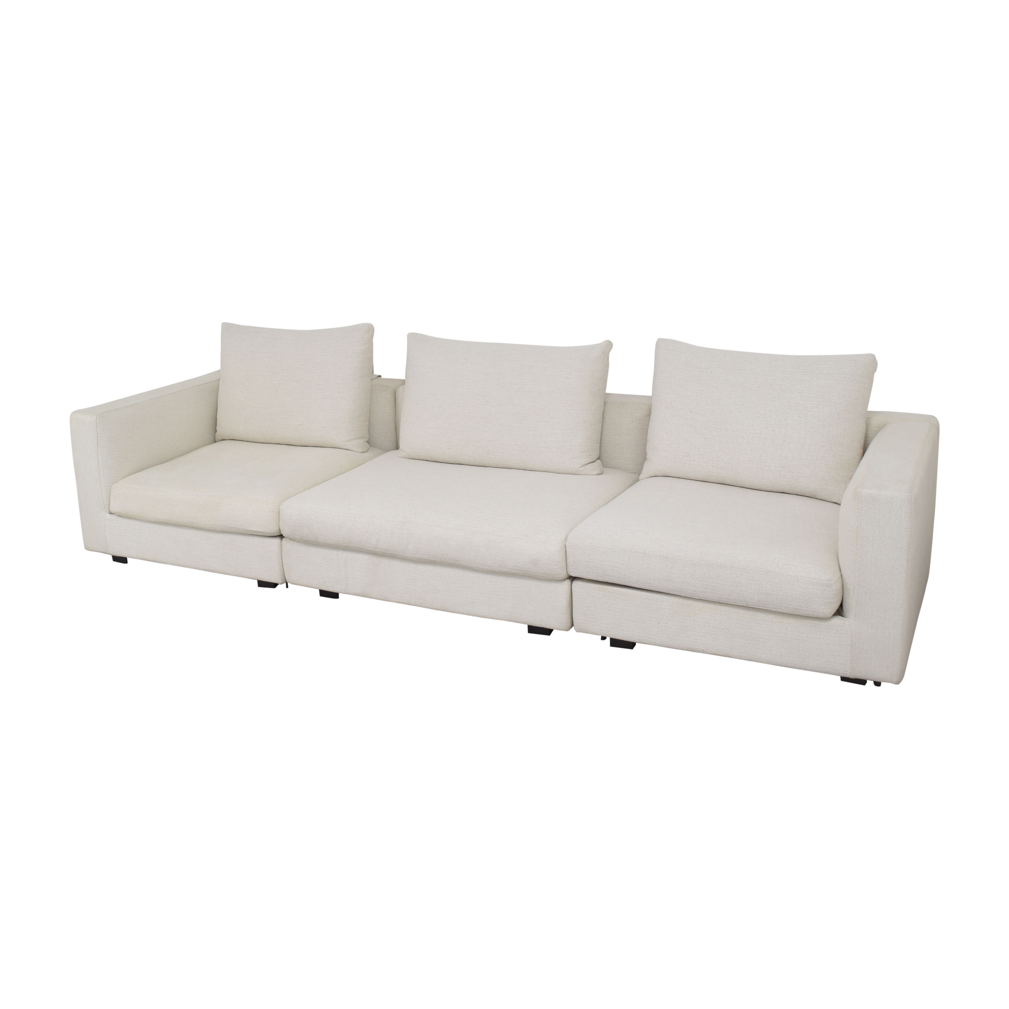 Camerich Freetown Sectional Sofa with Ottoman sale
