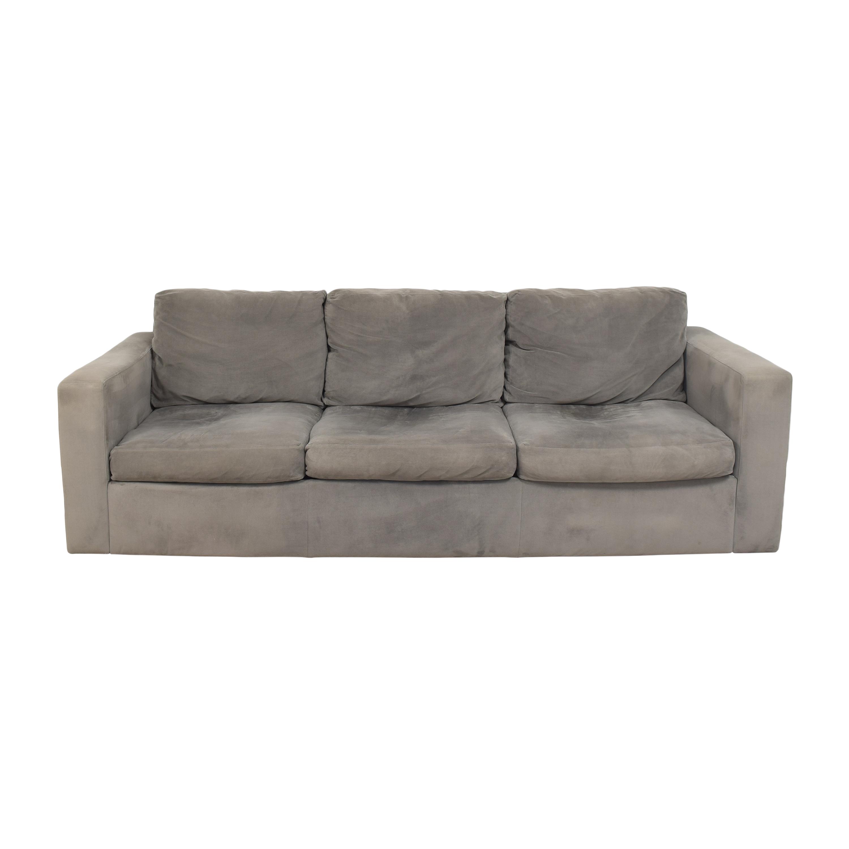 Room & Board Room & Board Taft Three Cushion Sofa discount