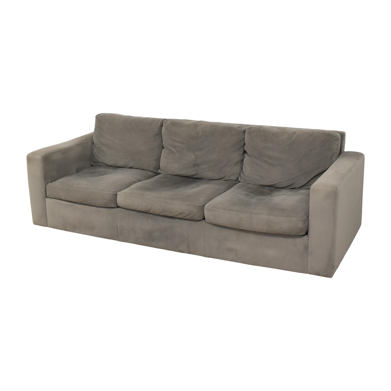 Room & Board Room & Board Taft Three Cushion Sofa nyc