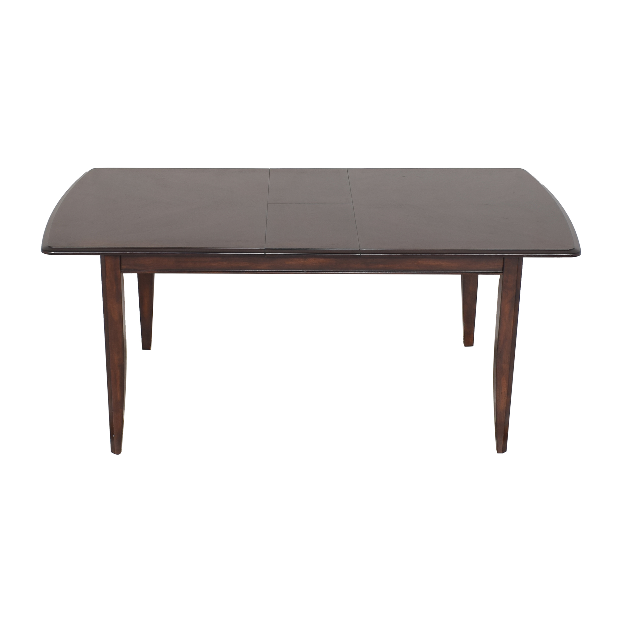 Raymour & Flanigan Raymour & Flanigan Extendable Dining Table discount