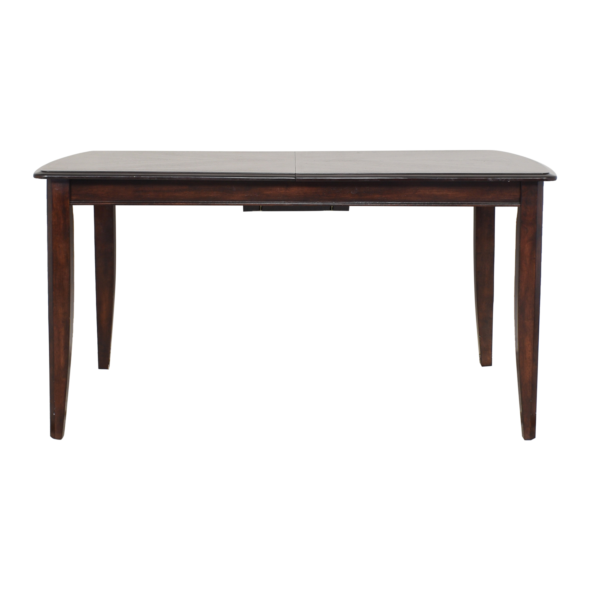 Raymour & Flanigan Raymour & Flanigan Extendable Dining Table dimensions