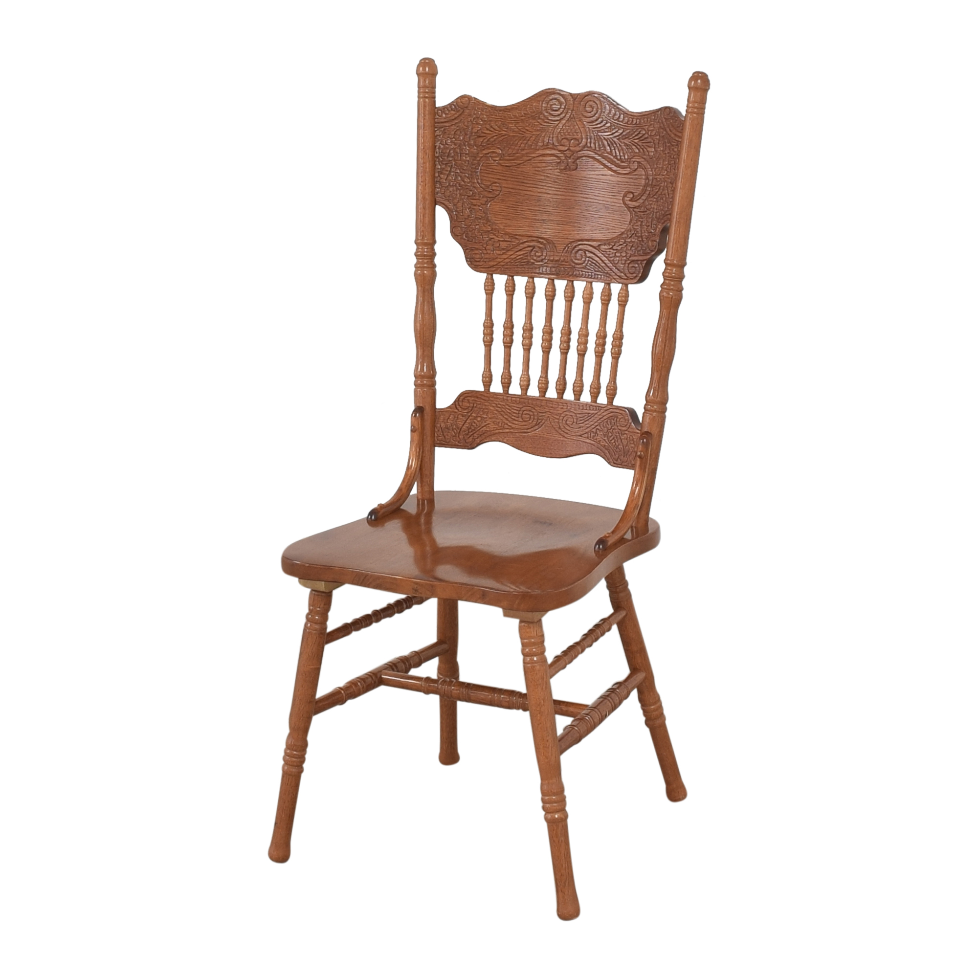 Poundex Poundex Pressback Dining Chairs on sale